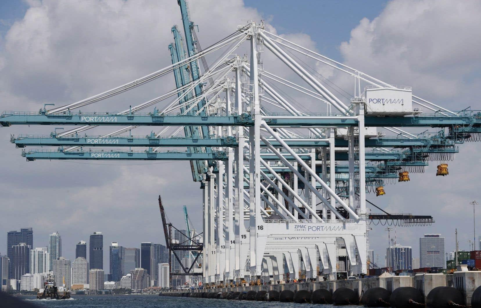 Lacorrection sera particulièrement sévère en ce qui concerne les exportations de l'Amérique du Nord et de l'Asie, selon les économistes de l'Organisation mondiale du commerce.