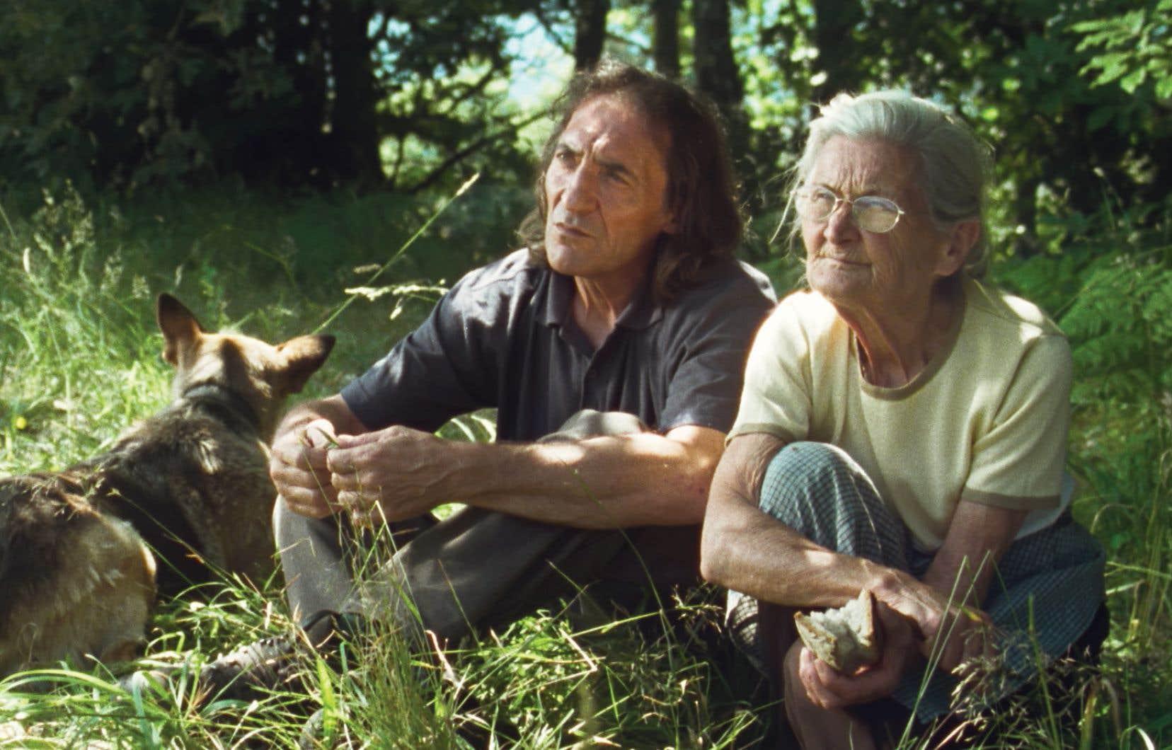 Image tirée du film «Viendra le feu», d'Olivier Laxe