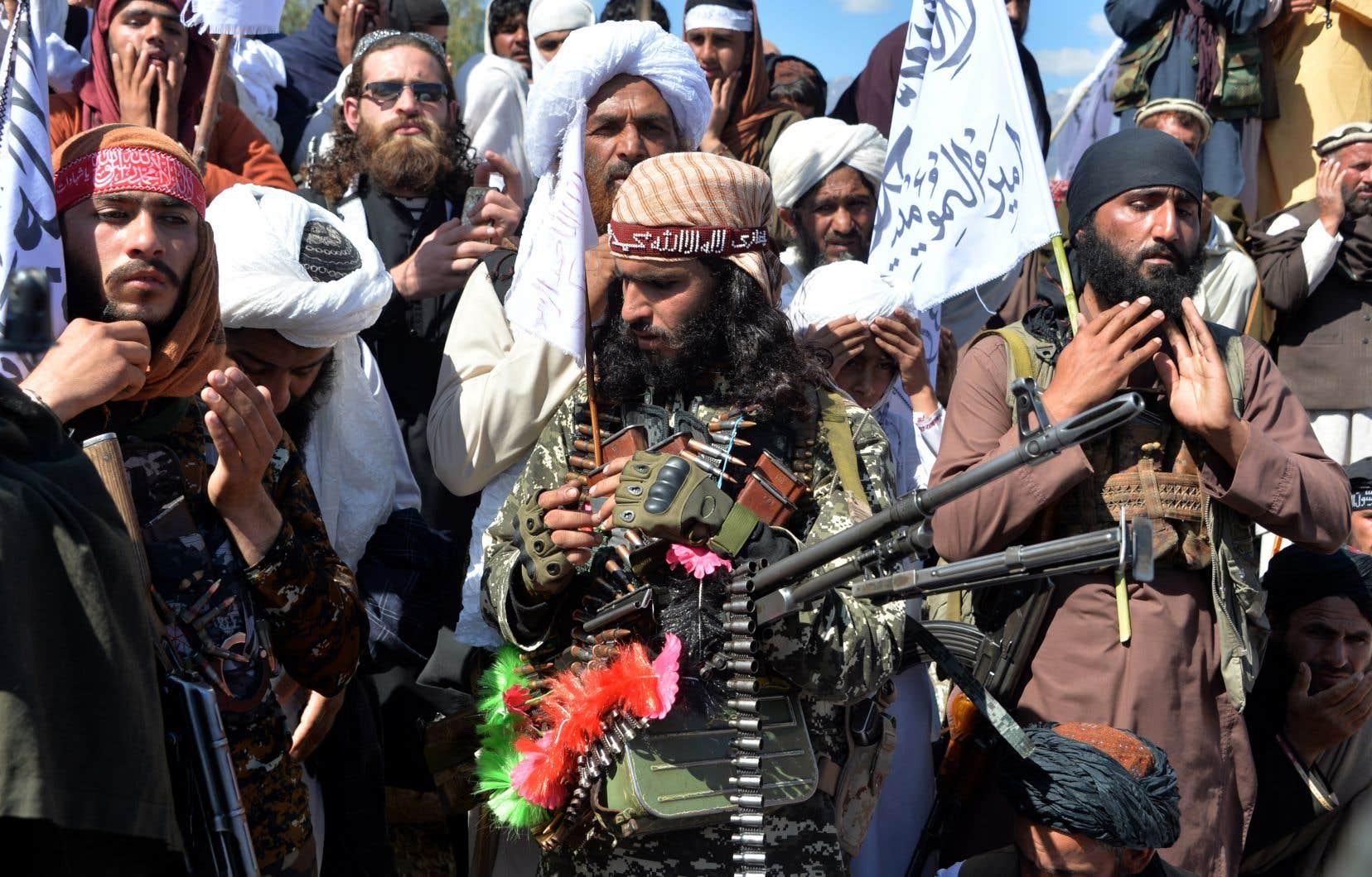 5000 prisonniers talibans doivent être échangés contre 1000 membres des forces afghanes.