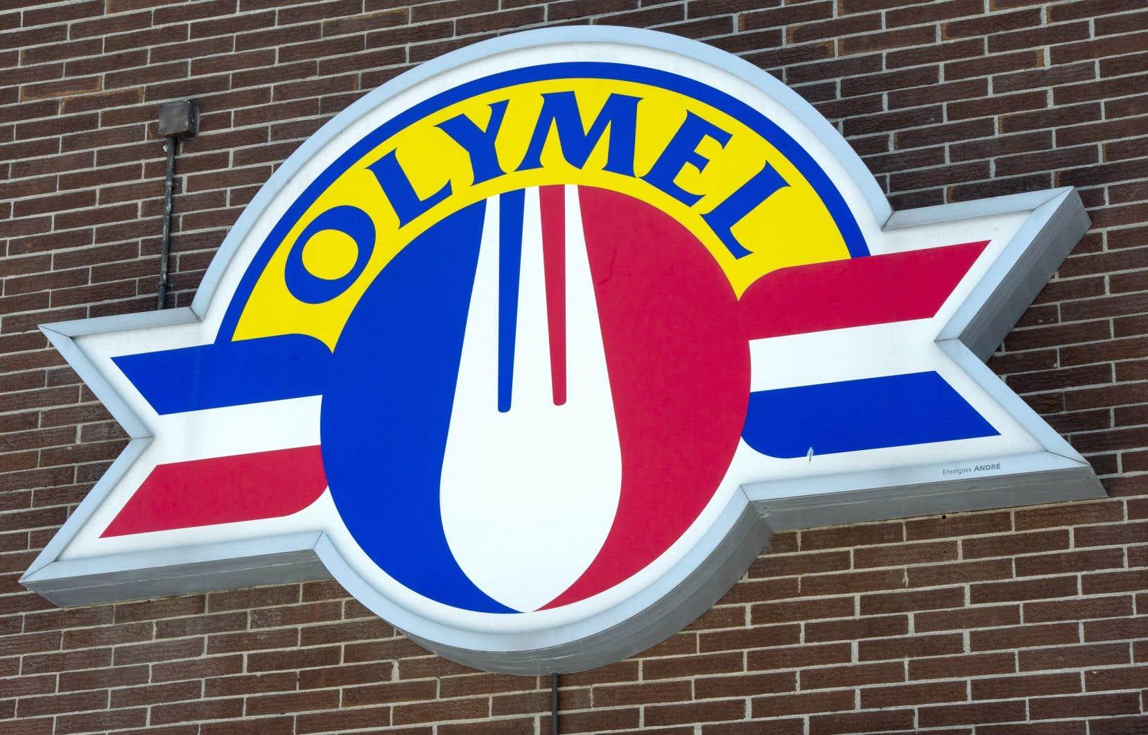 Selon Olymel, 101 employés, parmi les près de 1000 qui travaillent à l'usine de Yamachiche, ont reçu un diagnostic positif à la COVID-19.