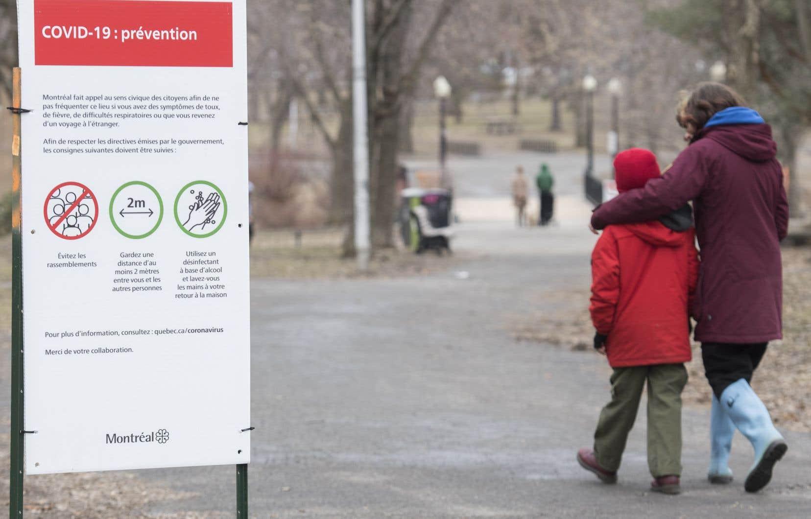 Selon les données dévoilées, en date de lundi matin, 5,38millions de personnes reçoivent déjà des versements de la Prestation canadienne d'urgence.