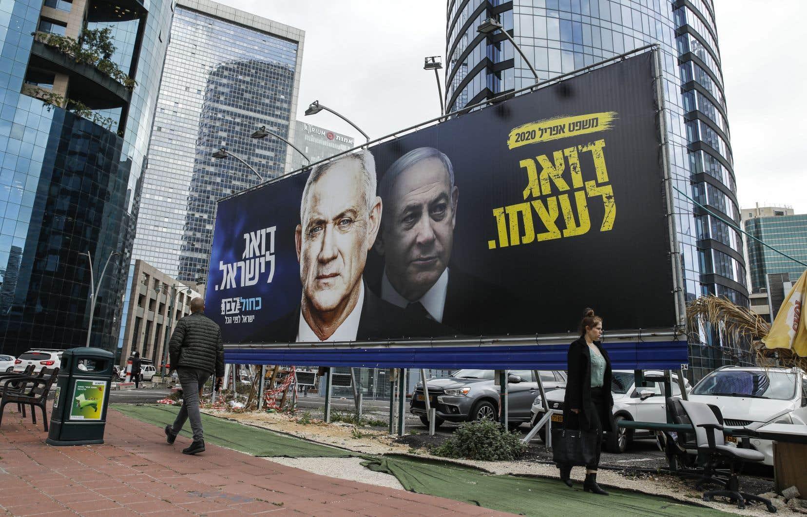 Mardi, les deux camps se sont rencontrés à Jérusalem avec leurs négociateurs respectifs pour tenter de former un gouvernement «d'union nationale et d'urgence».