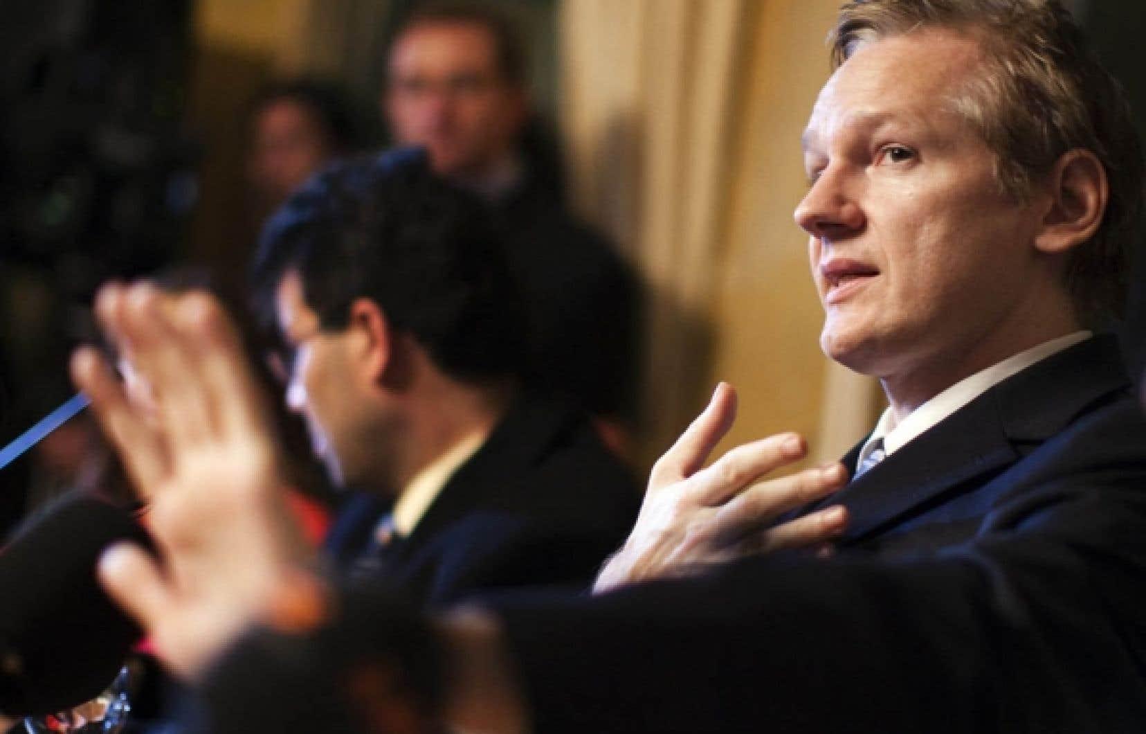 Julian Assange<br /> <br />