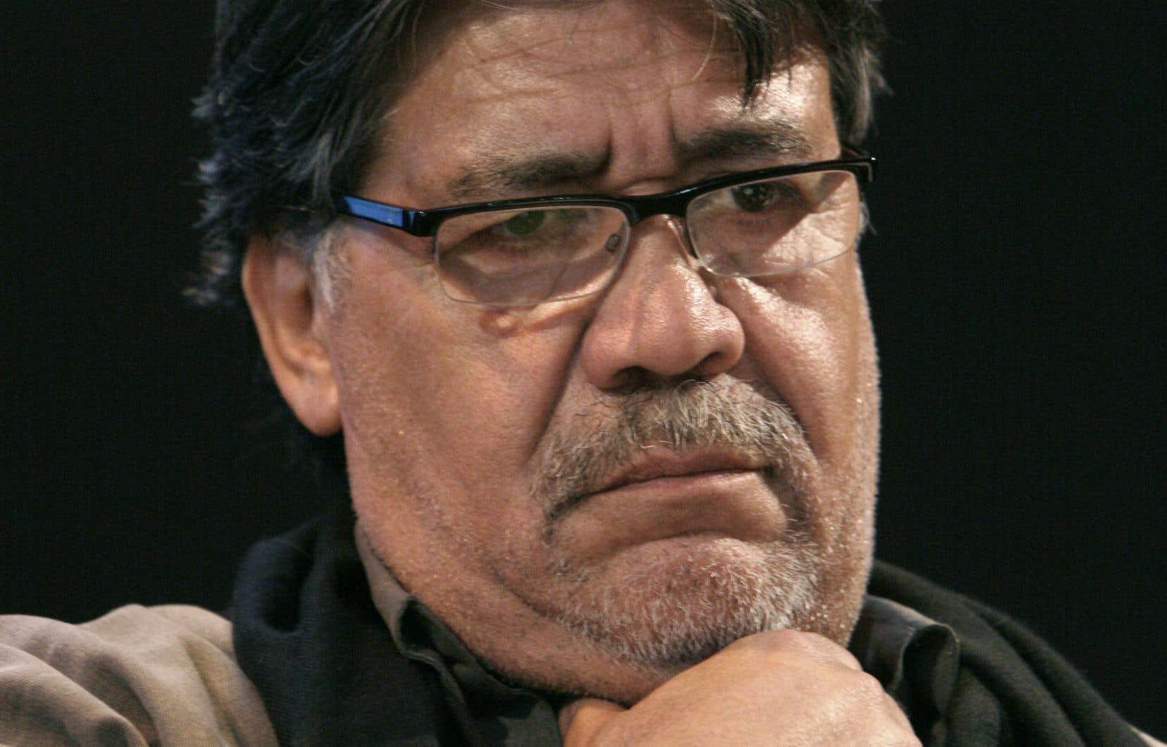 L'écrivain chilien Luis Sepulveda, en 2010.