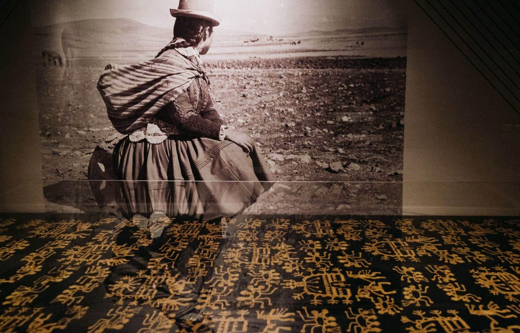 À Pointe-à-Callière, les objets de «Les Incas… c'est le Pérou!» devaient rentrer au bercail, en Belgique, à la fin avril. L'exposition se poursuivra désormais jusqu'en… octobre.