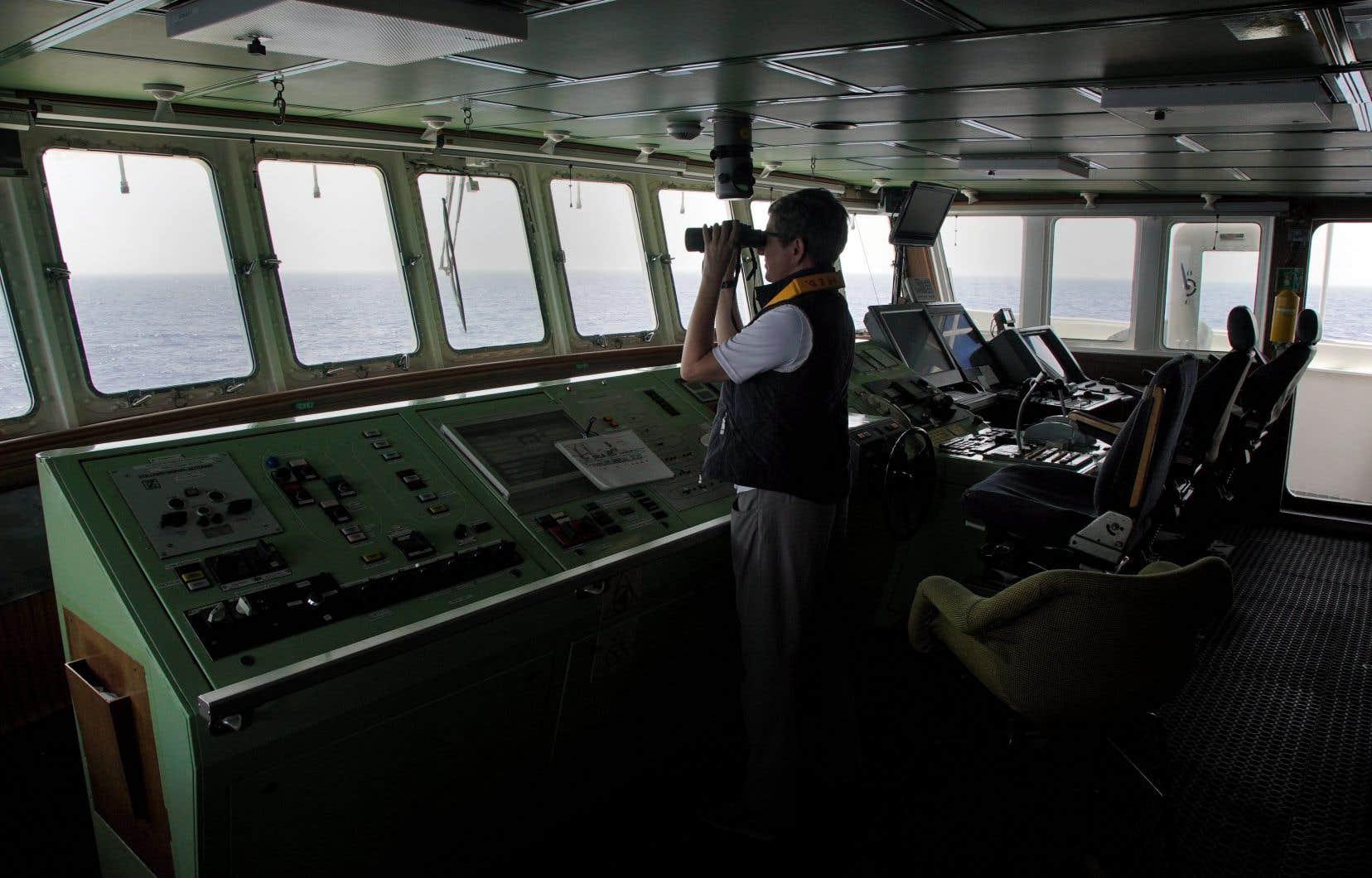 MSF a mis fin au partenariat qui liait depuis 4ans les deux associations et qui a permis de sauver 30000 personnes en Méditerranée. Sur la photo, le navire «Aquarius»
