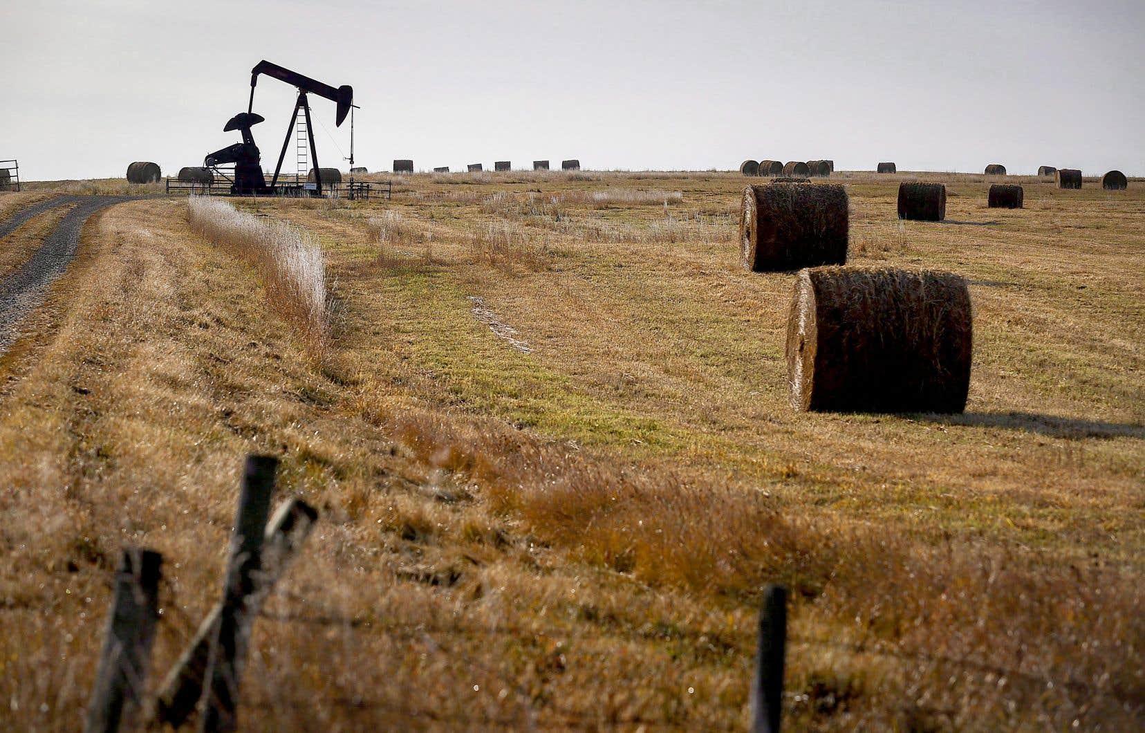 En Alberta, on estime qu'il y a 3406 puits abandonnés et 94 000 autres susceptibles de le devenir.