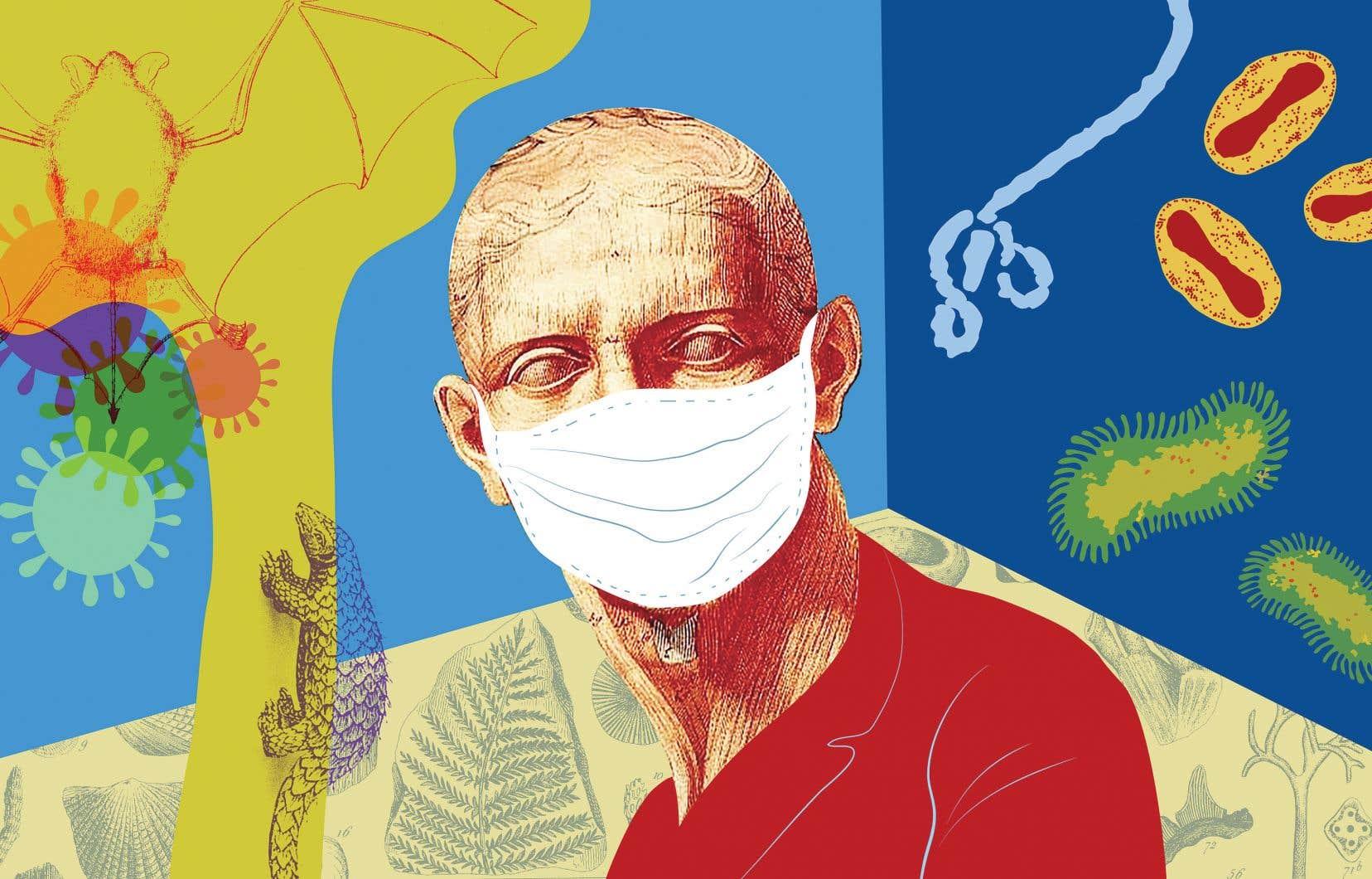 La pensée du médecin Charles Nicolle (1866-1936) mérite une attention renouvelée. Confrontés à la pandémie actuelle, nous mesurons à quel point nous n'avons toujours pas tiré les conséquences d'une vision écologique des maladies infectieuses dont Nicolle a été l'un des promoteurs pour organiser nos sociétés, bien au contraire.