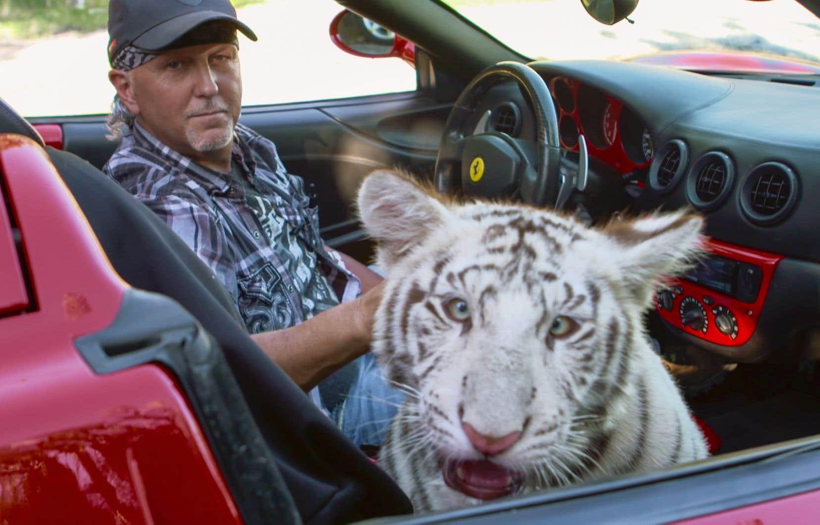 Au premier trimestre, Netflix a pu capitaliser sur l'engouement suscité par la série documentaire «Tiger King».