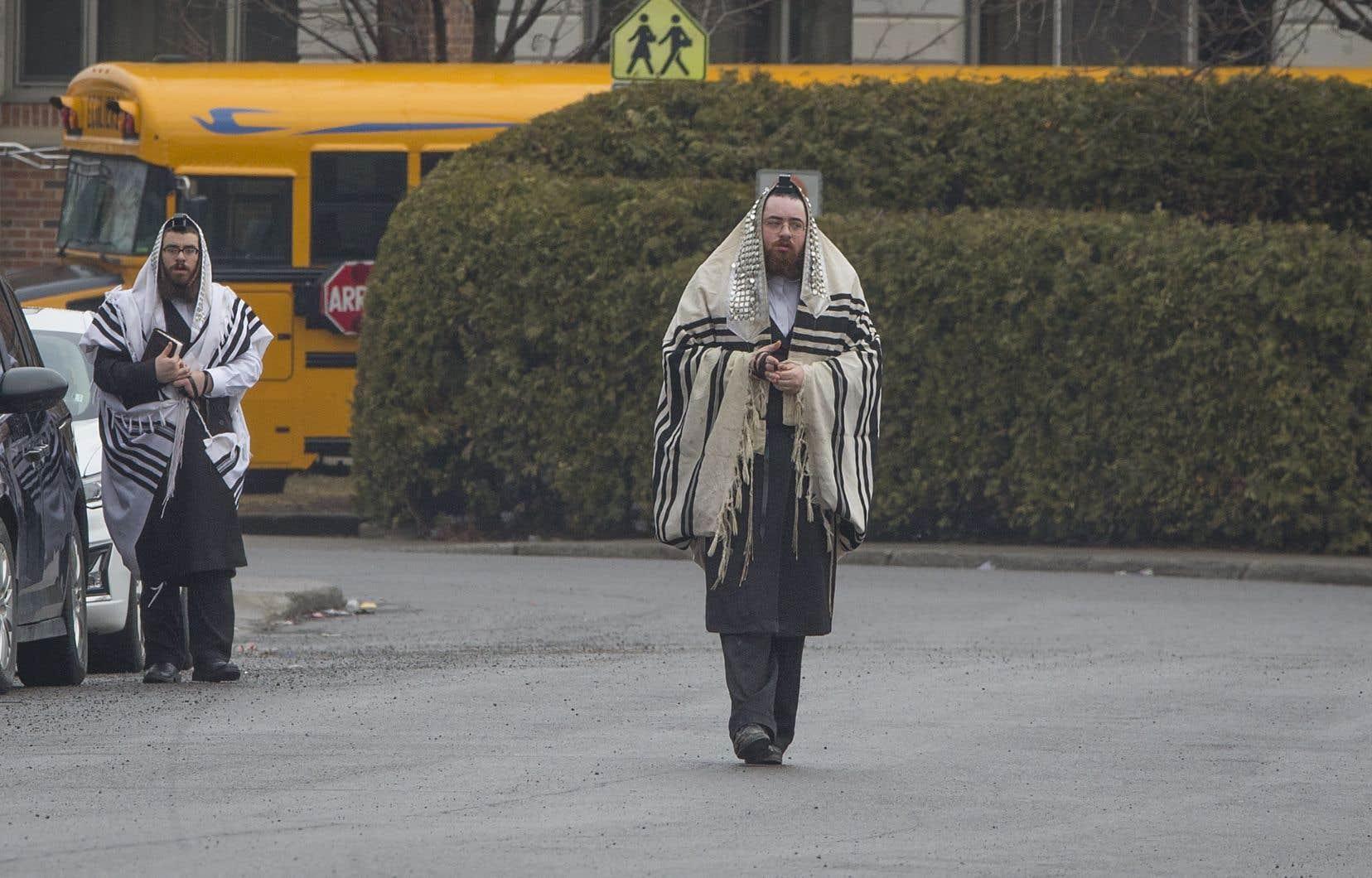 Le 29mars dernier, la direction de la santé publique des Laurentides avait ordonné le confinement strict des 4000 membres de la communauté juive orthodoxe Tosh à Boisbriand.