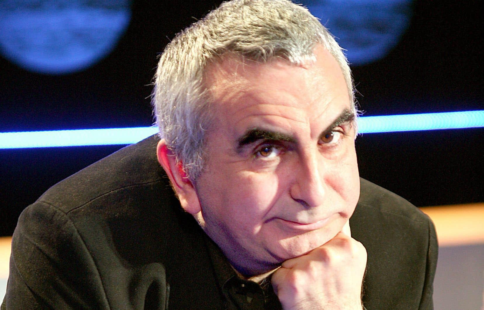 Tonino Benacquista, 58ans, devenu autant romancier que scénariste, s'intéresse depuis longtemps aux frontières floues entre réalité et fiction.