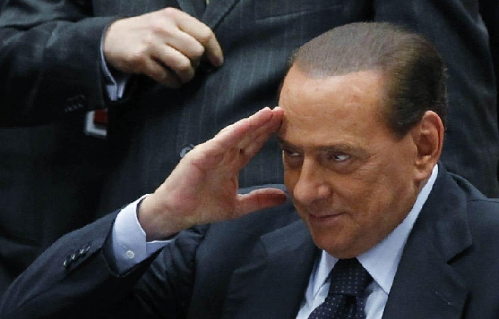 Silvio Berlusconi<br /> <br />
