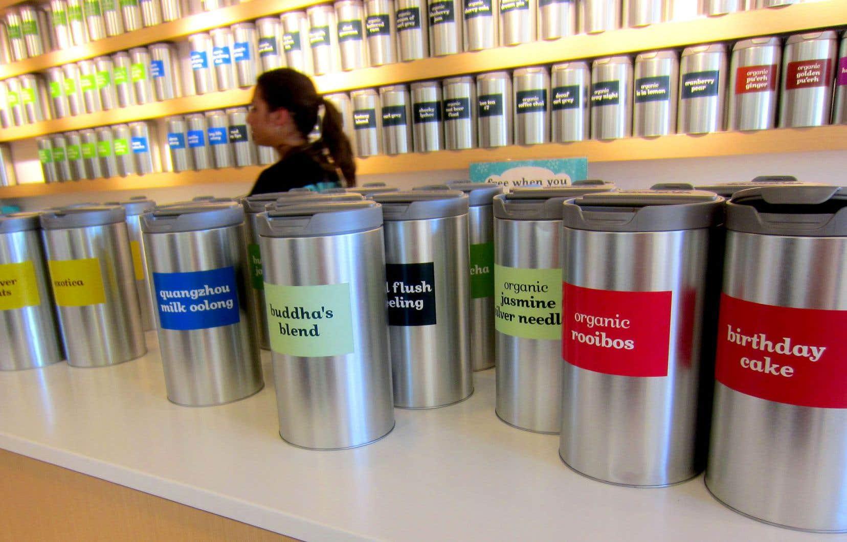 Alors que les 231 magasins DavidsTea au Canada et aux États-Unis sont fermés en raison de la COVID-19 depuis le 17mars, le président du conseil d'administration et chef de la direction intérimaire de la compagnie s'est montré encouragé par la progression des ventes en ligne.