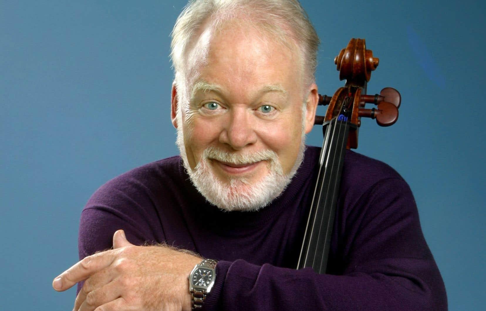 Le violoncelliste Lynn Harrell est décédé mardi à l'âge de 76 ans.