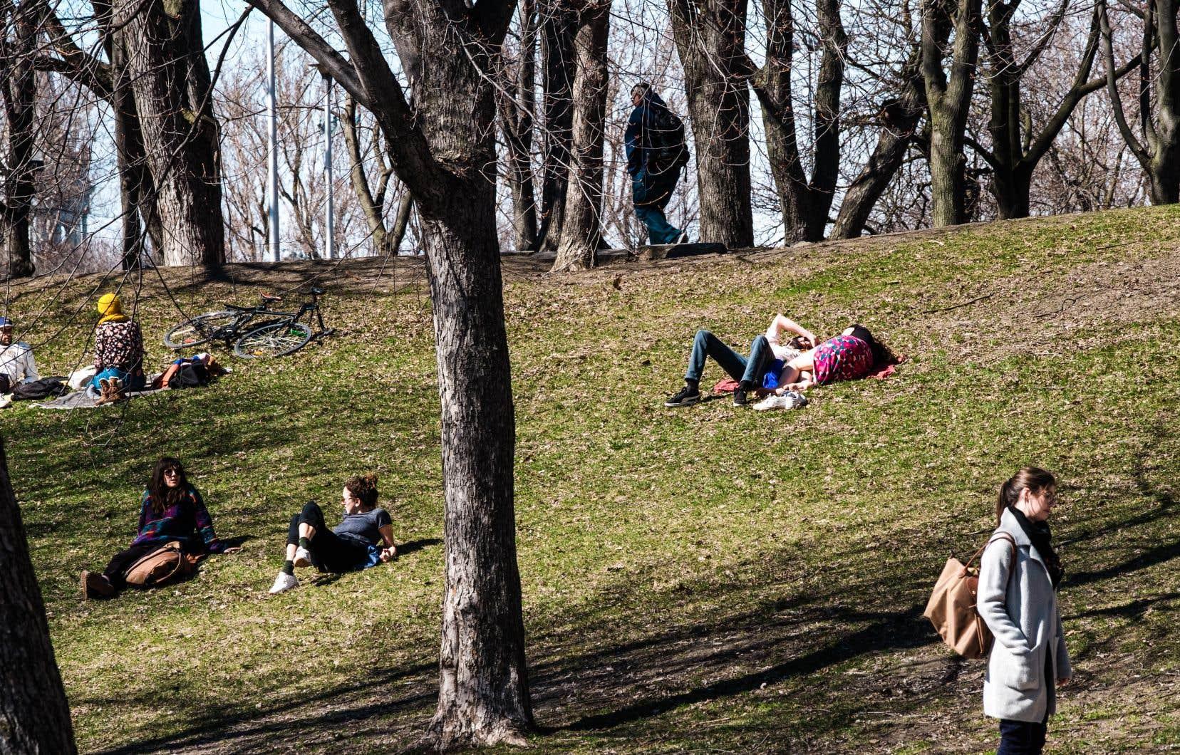 La Ville de Montréal compte présenter dans les prochaines semaines un plan pour rendre l'été en ville plus agréable tout en s'assurant du respect des règles de distanciation.