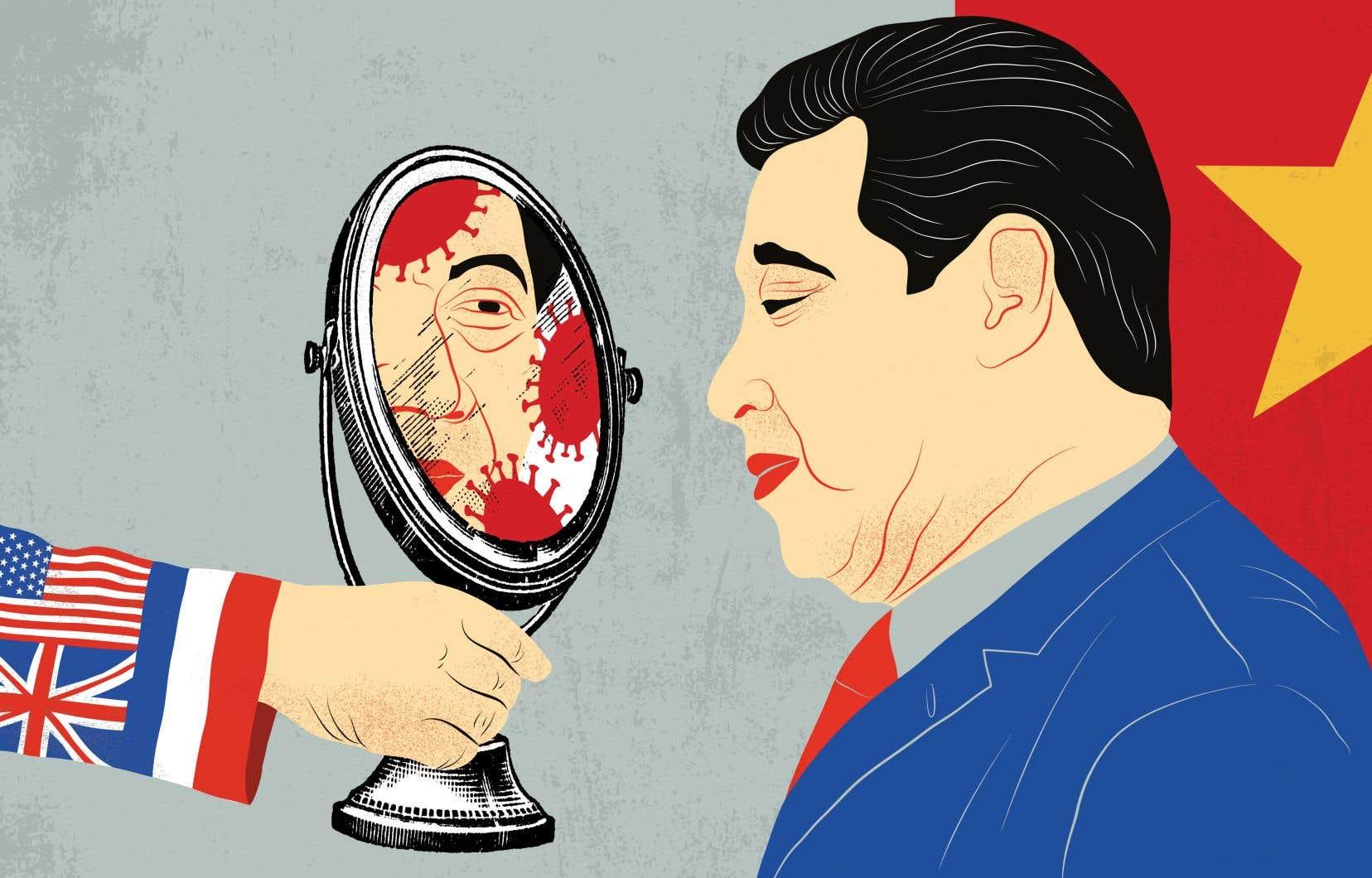 En matière sanitaire, la stigmatisation des Chinois se développe à partir du XIXesiècle. Or, on remarque dans l'histoire que les stigmates de la saleté et de la maladie peuvent s'effacer lorsque les Chinois trouvent une place dans l'ordre occidental des choses.