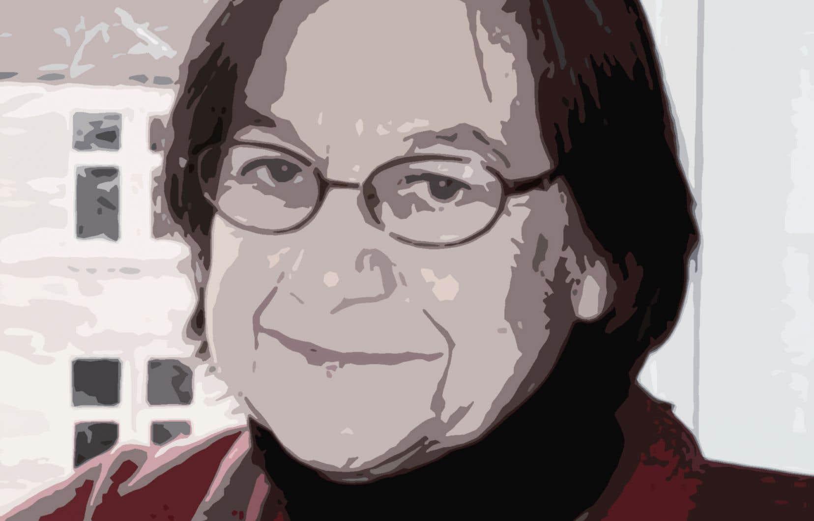 L'anthropologue amérindianiste Sylvie Vincent