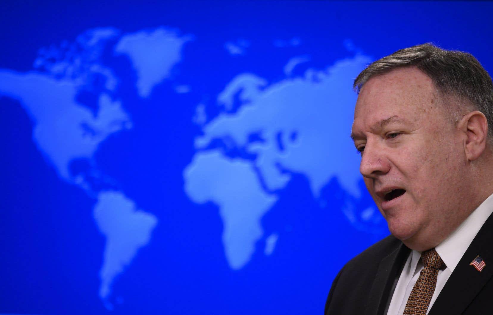 Dimanche, le secrétaire d'État américain, Mike Pompeo, a affirmé qu'il existe des «preuves immenses» que le coronavirus vienne d'un laboratoire de Wuhan, une théorie conspirationniste démentie par l'Organisation mondiale de la santé.