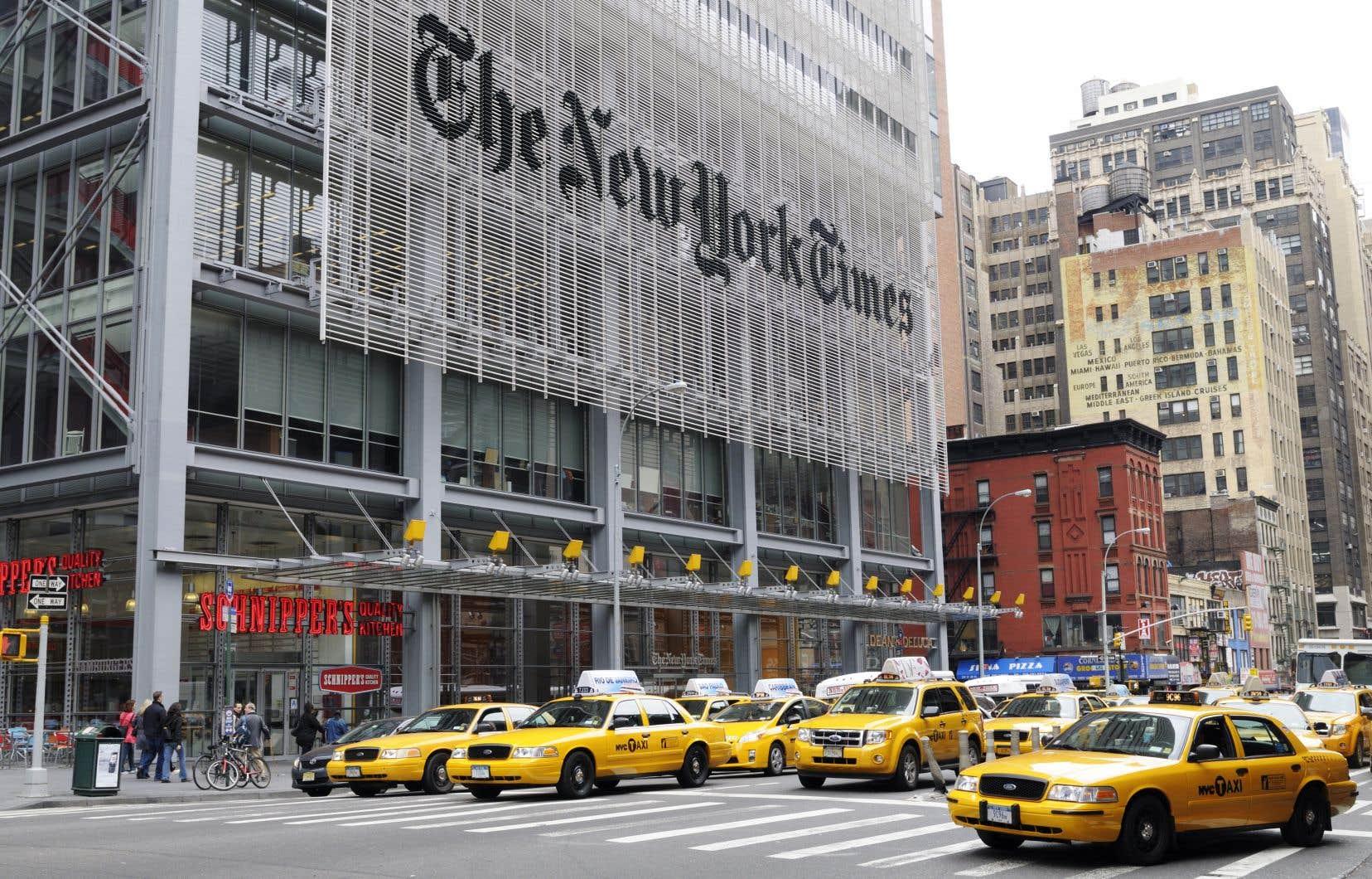 Le «New York Times» a reçu trois prix Pulitzer lundi, ce qui en fait le média le plus récompensé dans la promotion 2020.
