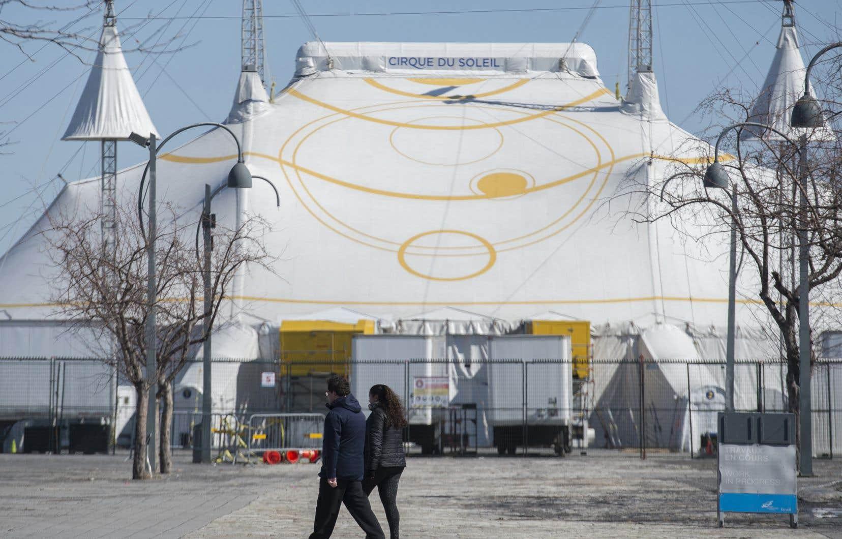 Le Cirque du Soleilse penche sur un plan d'affaires visant à préparer la reprise et qui sera présenté à ses actionnaires au terme d'une recapitalisation qui s'échelonnera sur plusieurs mois.