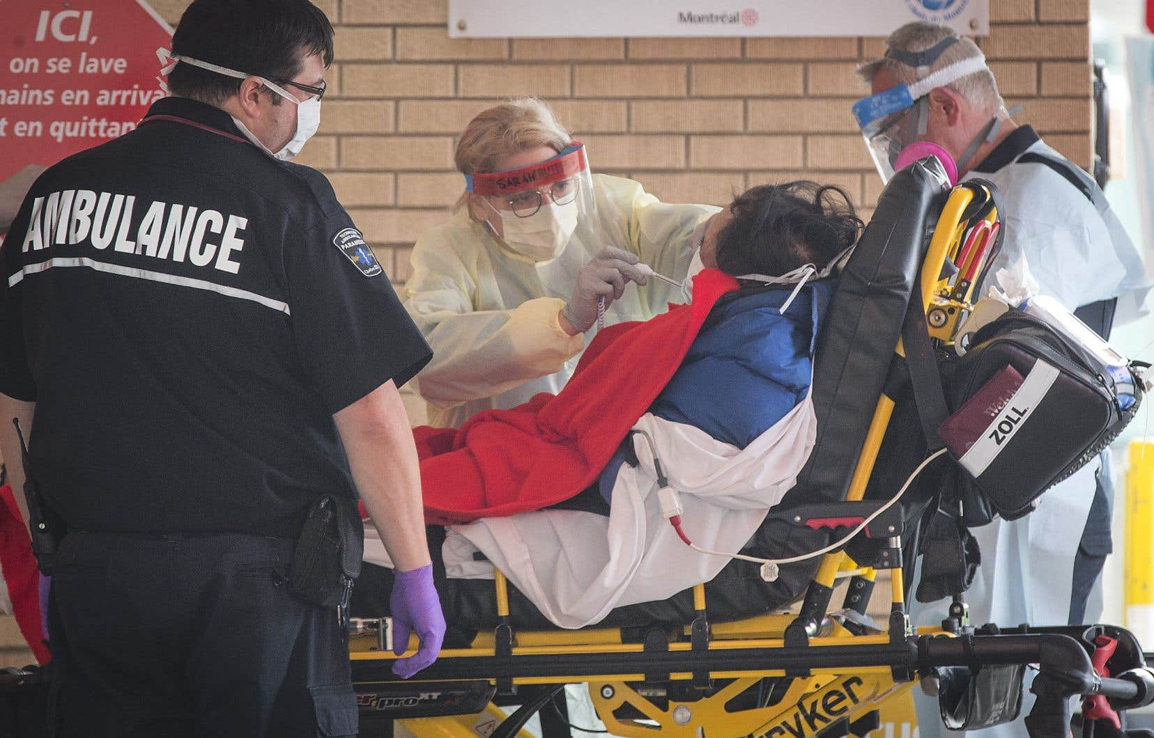 Le Québec a aujourd'hui plus de 35 000 cas de COVID-19 diagnostiqués; c'est plus de la moitié des cas au Canada.