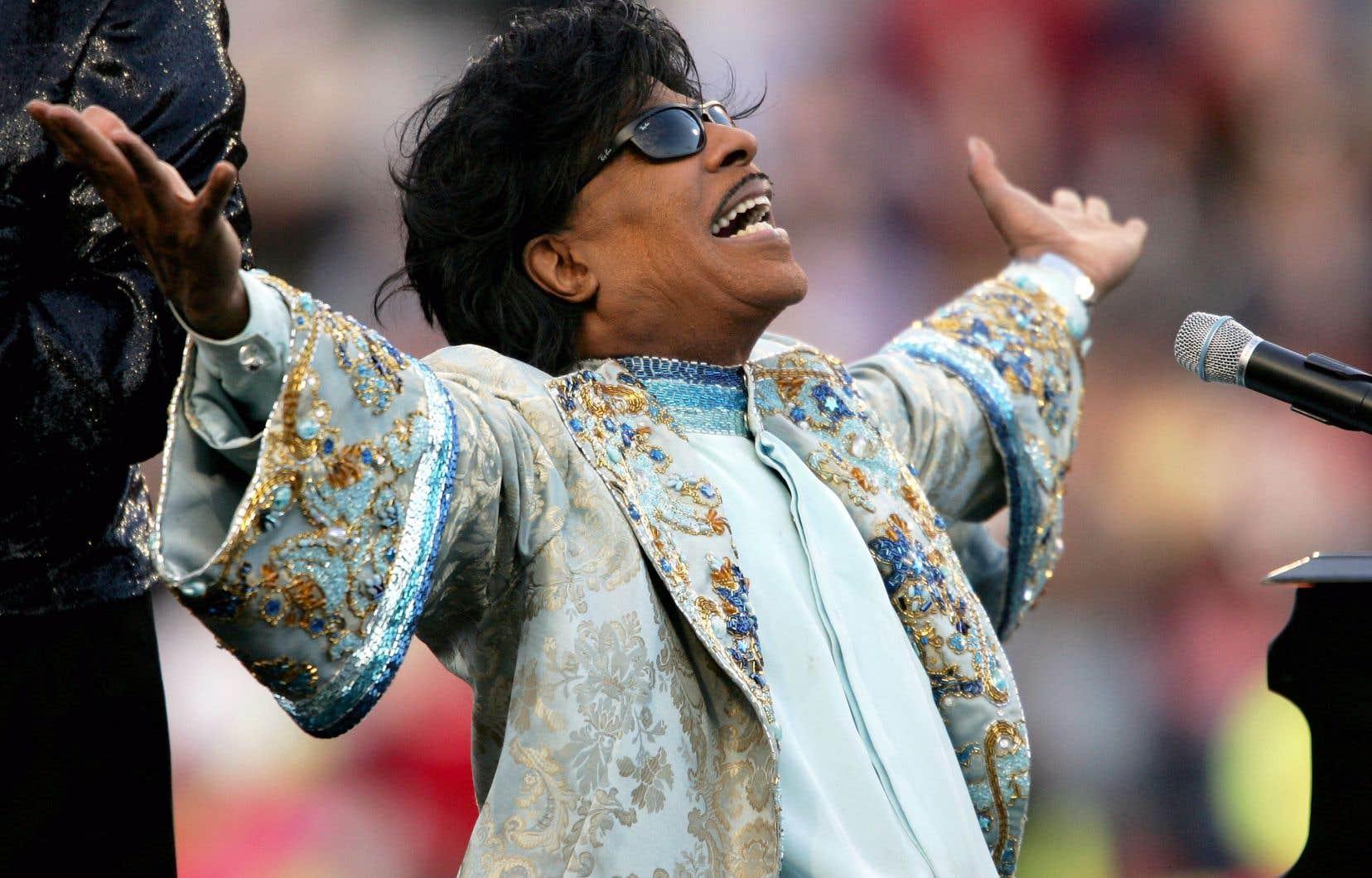 Little Richard en 2004
