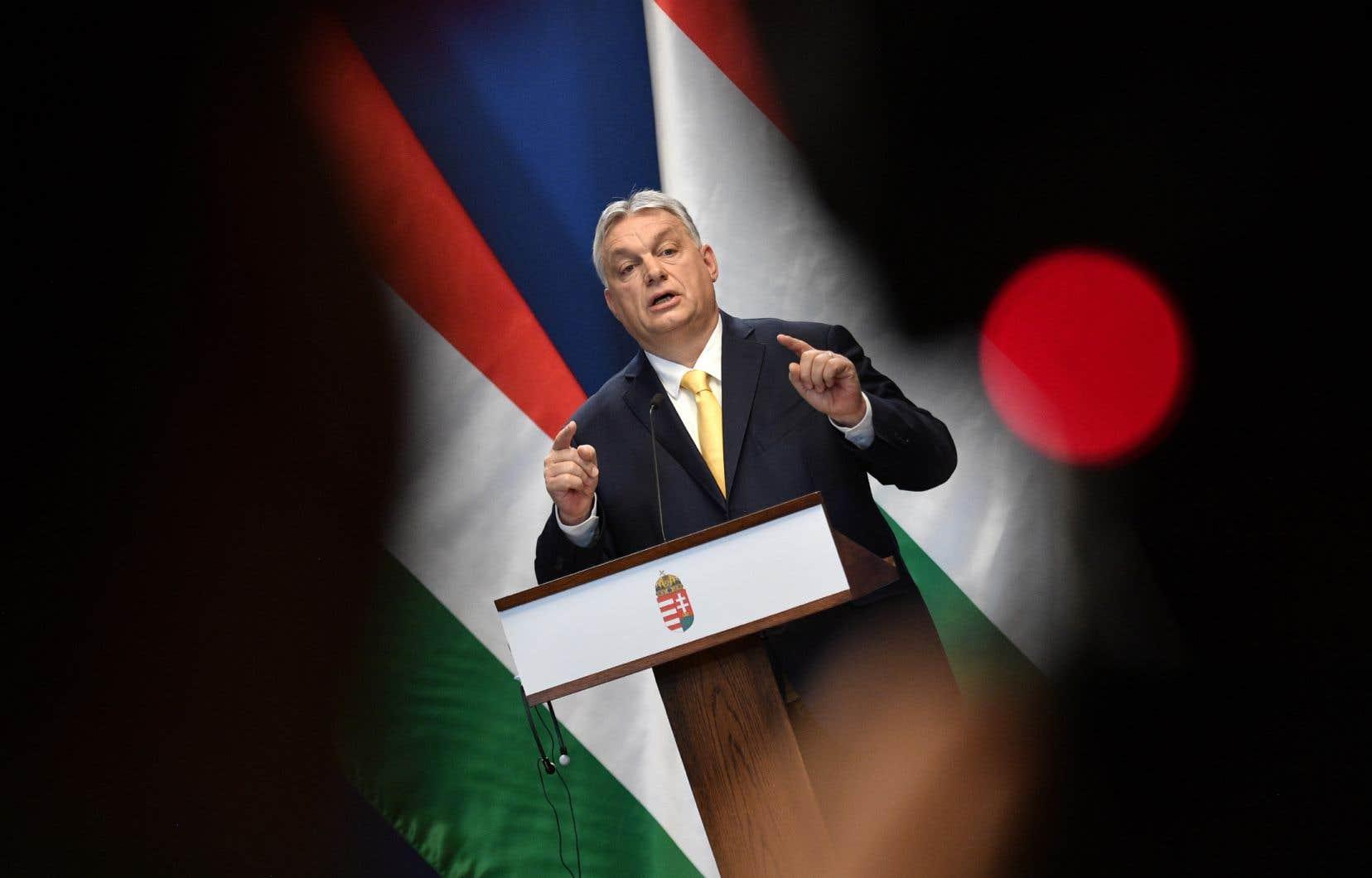Le premier ministre hongrois, Viktor Orbán, s'était opposé au paiement d'indemnités aux familles roms victimes de ségrégation scolaire.