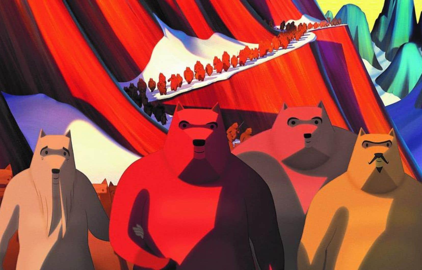 Image tirée de «La fameuse invasion des ours en Sicile»