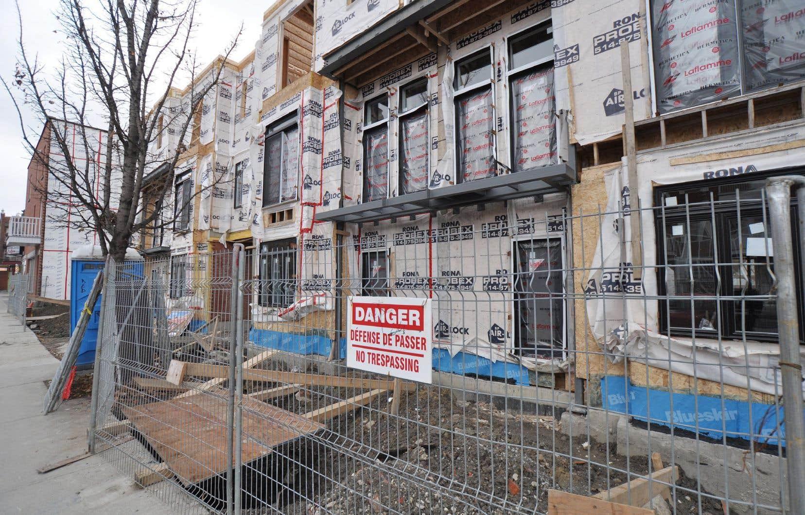 L'OCPM avait mené des consultations l'automne dernier sur le projet de règlement de la Ville visant à encadrer de façon plus serrée l'inclusion de logements sociaux et abordables dans les nouveaux projets immobiliers.