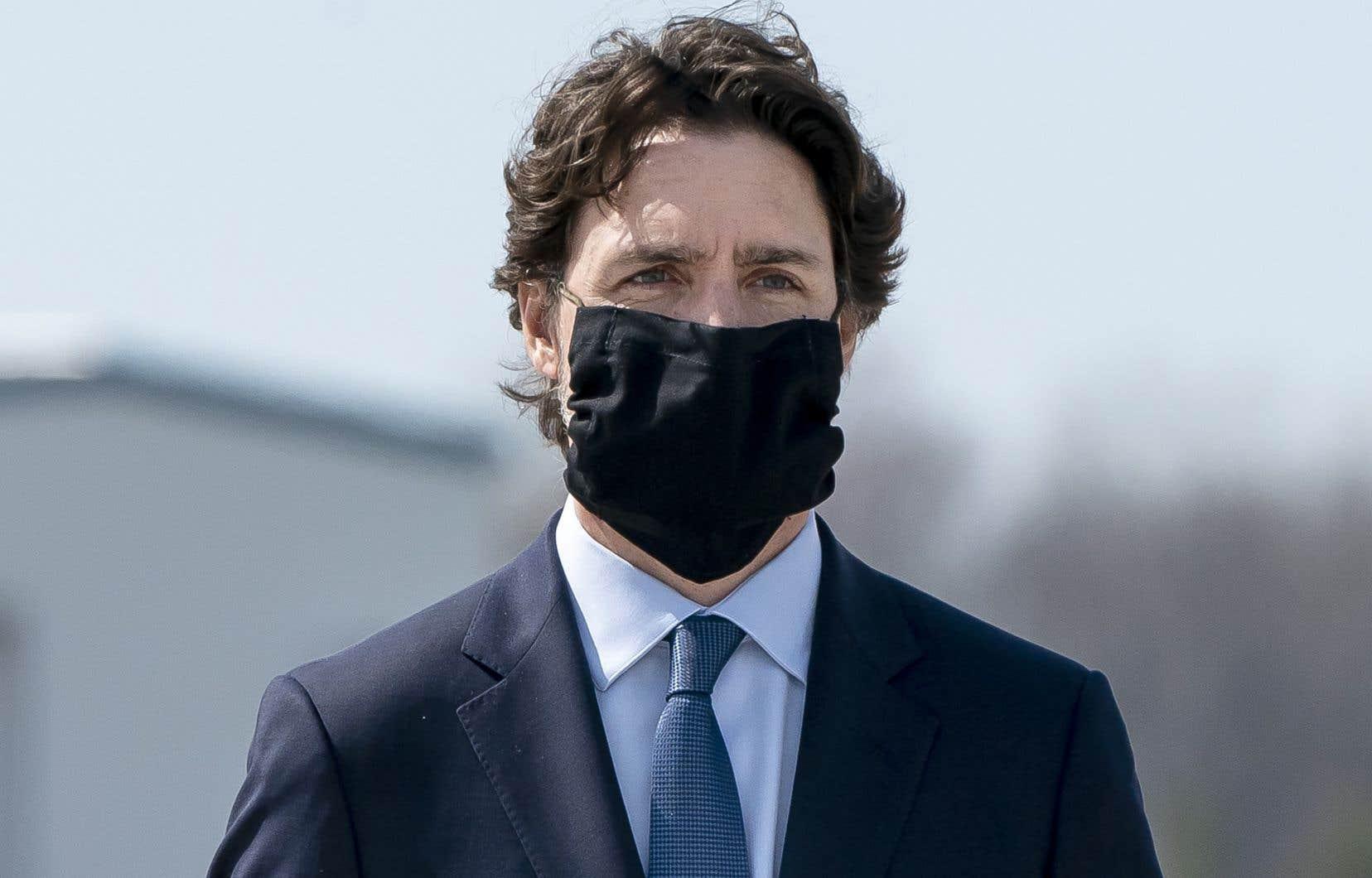 <p>Le premier ministre libéral du Canada, Justin Trudeau</p>