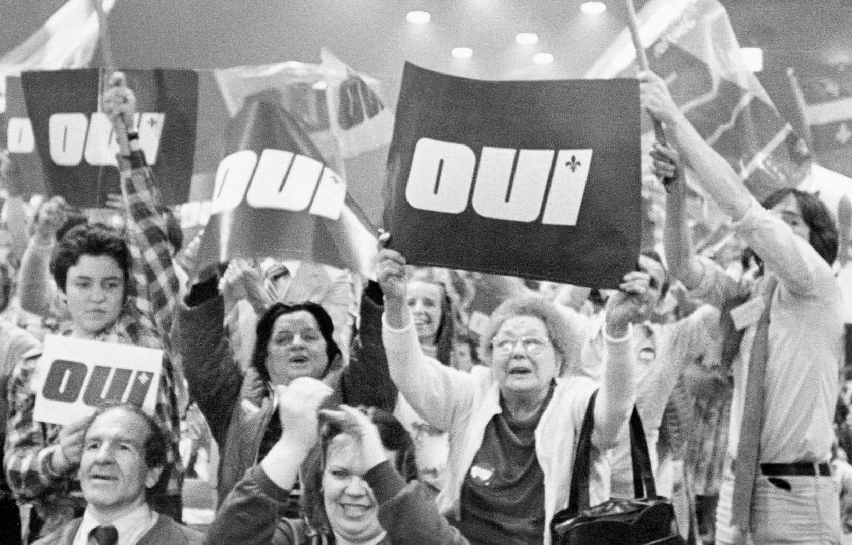 «Quarante ans après, le temps n'est-il pas venu de redonner la parole au peuple québécois et de lui confier pour la première fois le pouvoir constituant?», se questionne l'auteur.