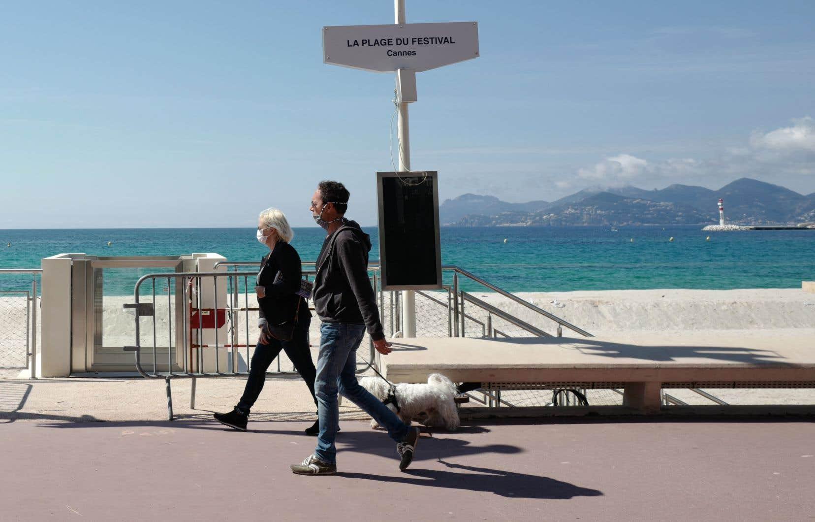 Sans son festival, Cannes doit faire une croix sur 196 millions d'euros de retombées économiques.
