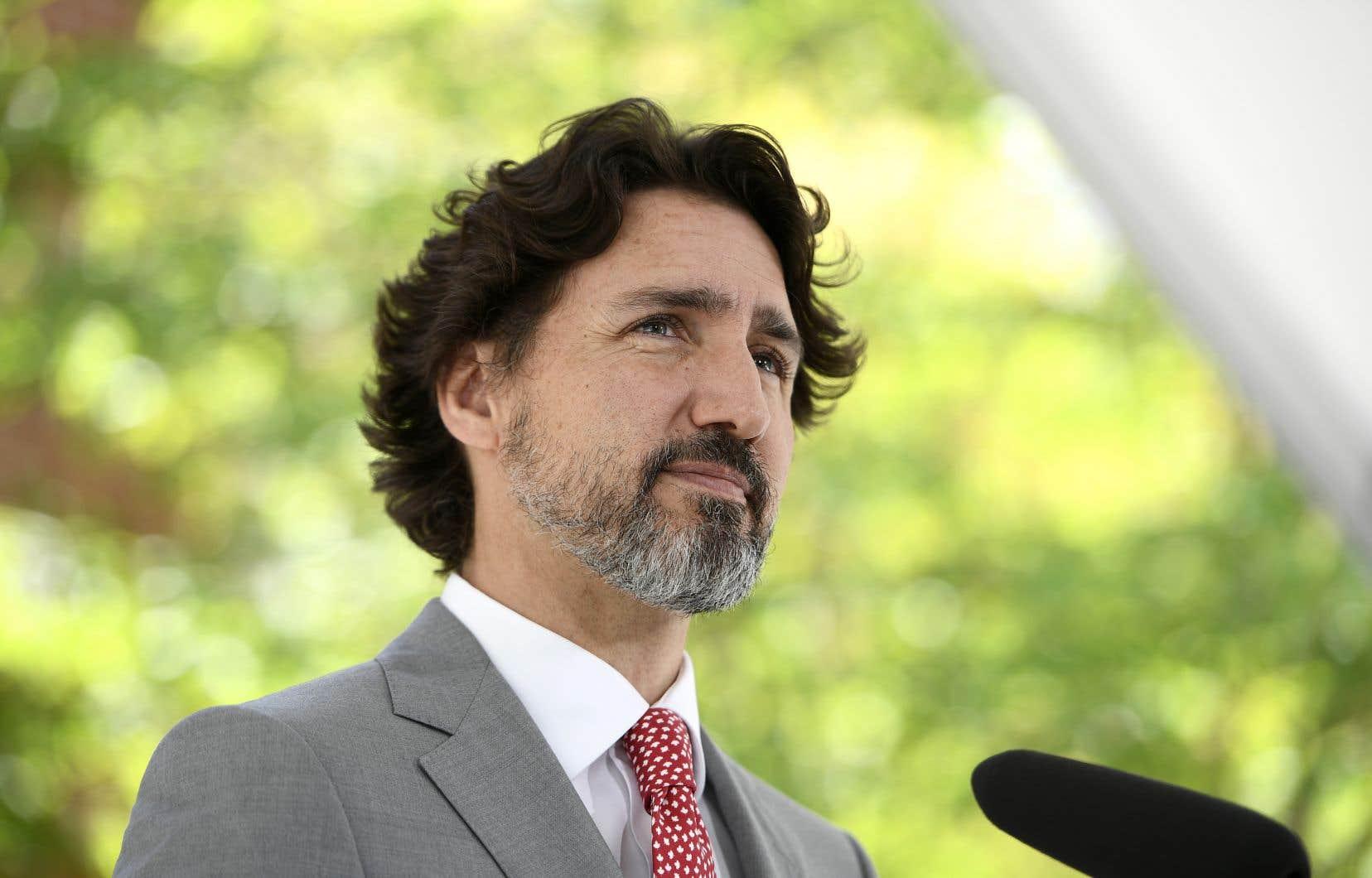 «On est en train de parler avec les compagnies aériennes, a dit JustinTrudeau. On entend ces préoccupations des Canadiens qui veulent ravoir leur argent, mais qui veulent aussi qu'on ait une industrie aérienne dans l'avenir dont on va avoir besoin. Trouver ce juste équilibre va être très important.»