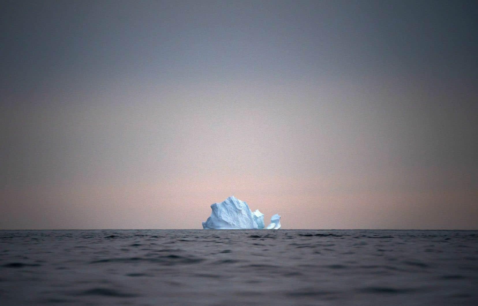 Des chercheurs ont révélé qu'en 2019, la fonte des glaces au Groenland représentait 40% de l'augmentation du niveau mondial des mers et des océans.