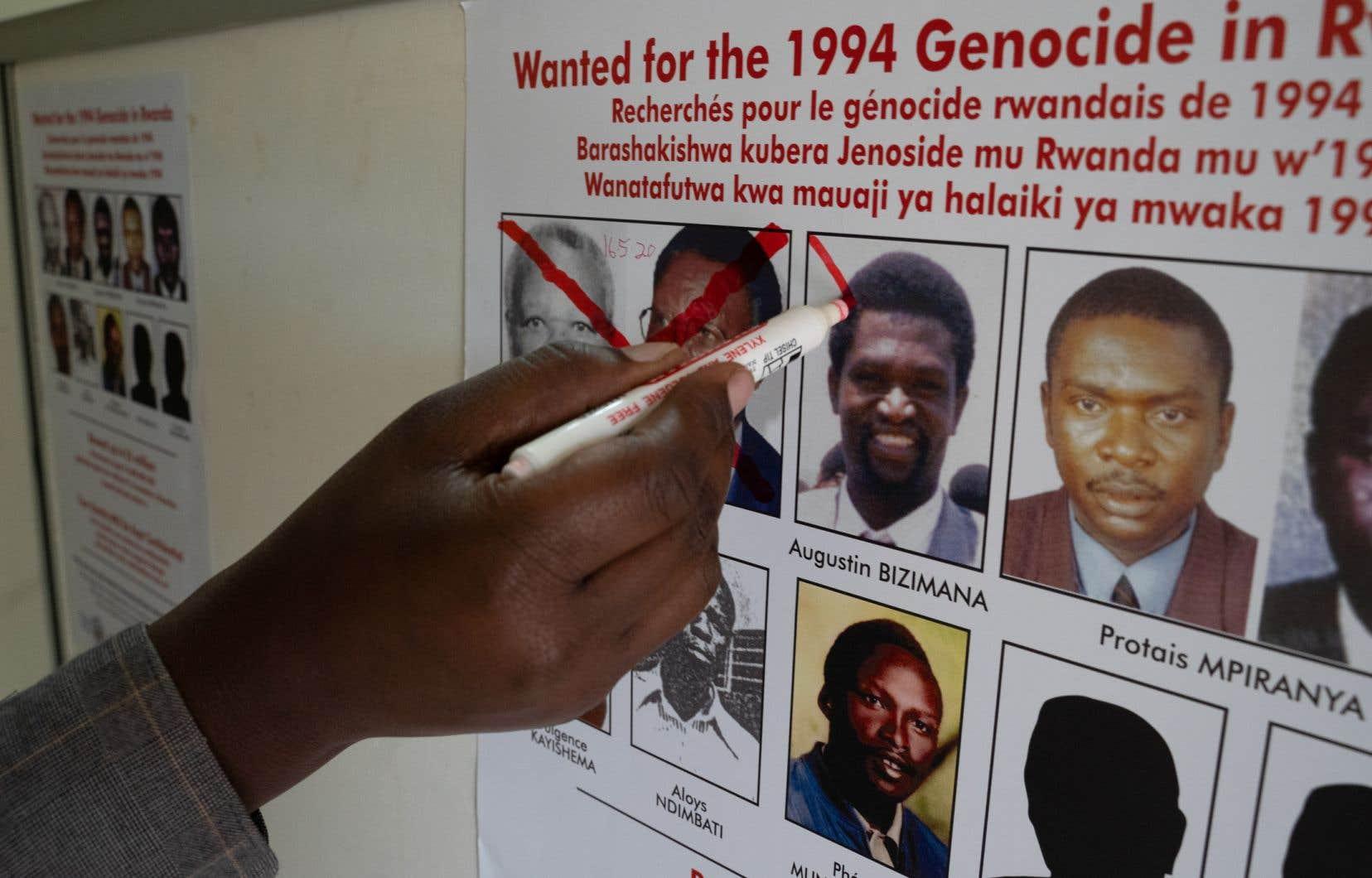 Augustin Bizimana était accusé d'avoir été l'un des hauts commanditaires du génocide perpétré en 1994 contre les Tutsis au Rwanda.
