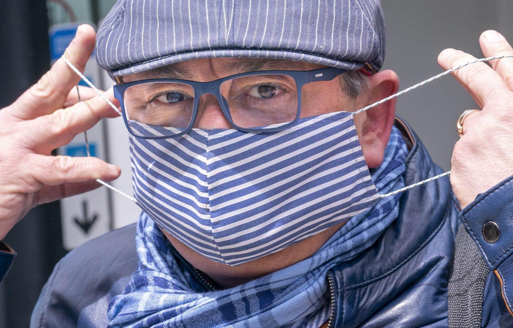 Ledirecteur national de la santé publique, Horacio Arruda