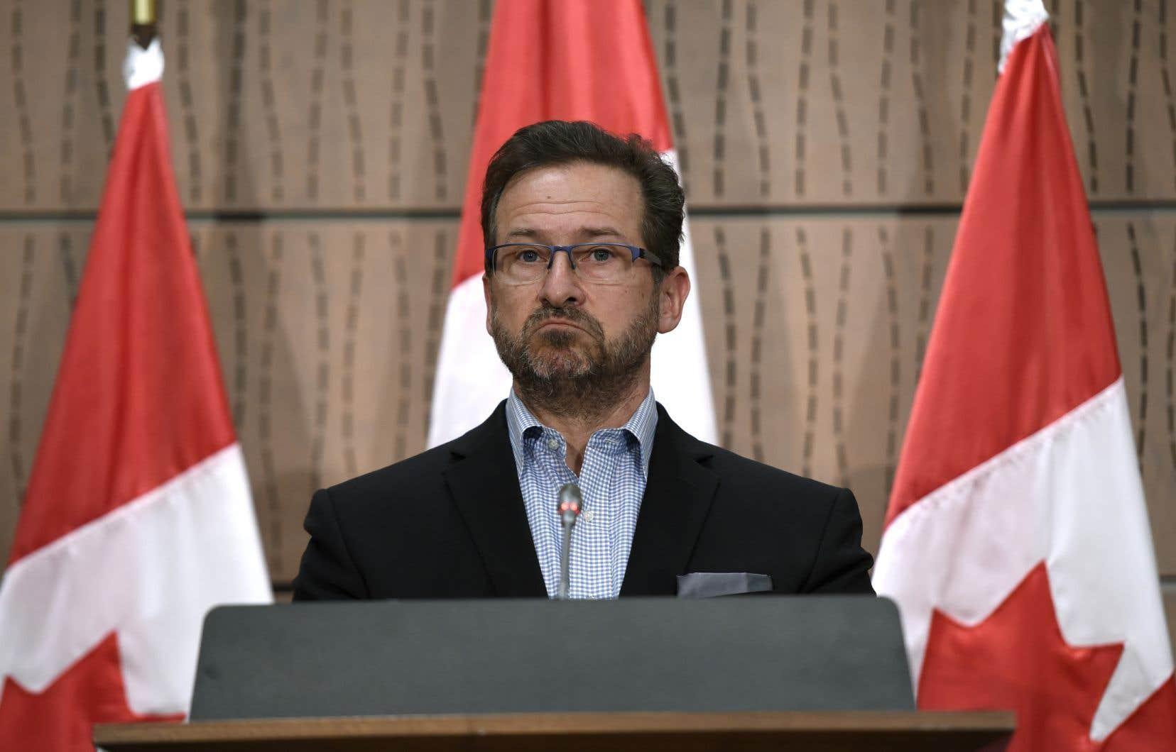 Seul le Bloc québécois ne demandera pas l'aide financière du fédéral, jugeant le geste inapproprié.