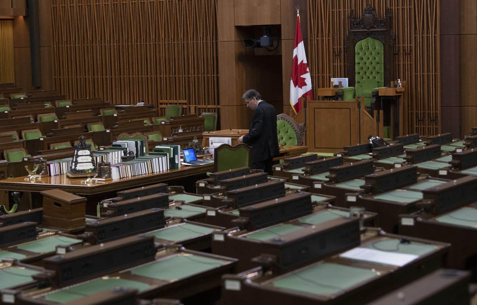 Les libéraux proposent maintenant de tenir quatre réunions par semaine à la Chambre des communes jusqu'au 17juin.