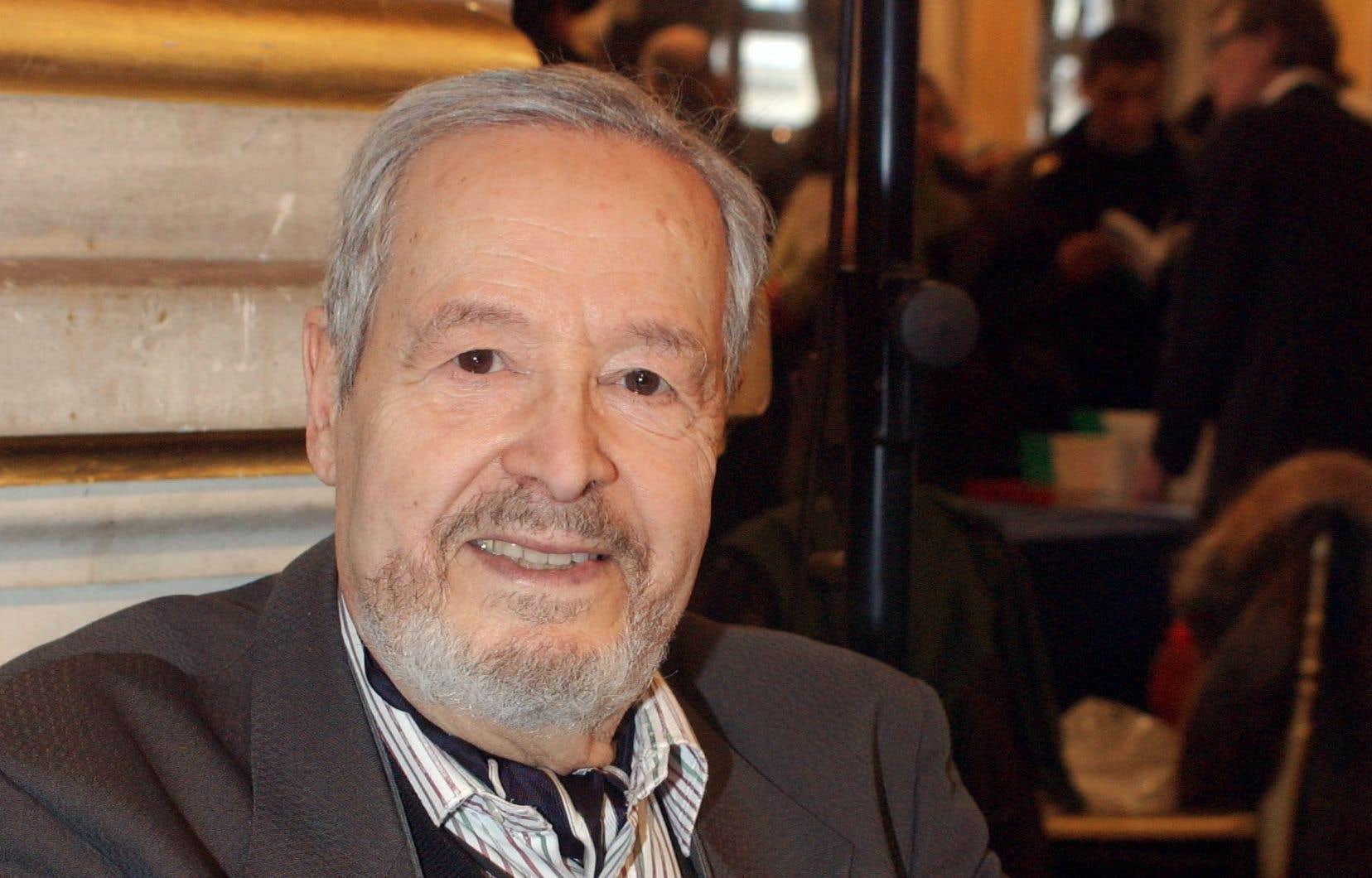 Albert Memmi en 2005