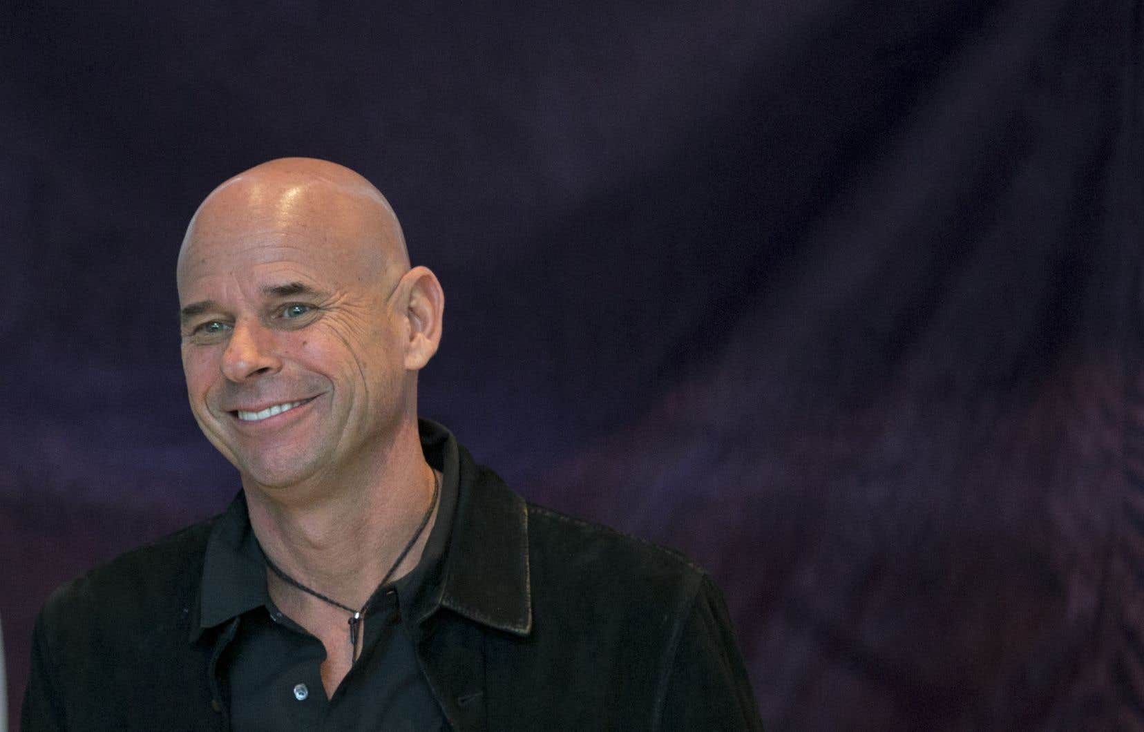 Guy Laliberté en 2015