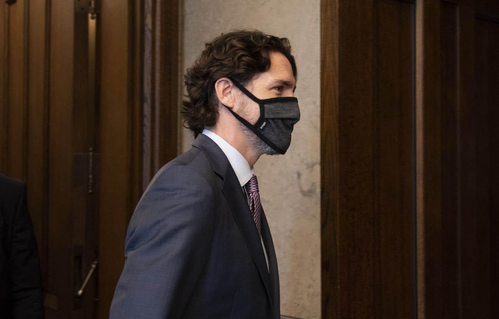 JustinTrudeau coorganise la conférence virtuelle de quatre heures avec le Secrétaire général de l'ONU, Antonio Guterres, et le premier ministre jamaïcain Andrew Holness