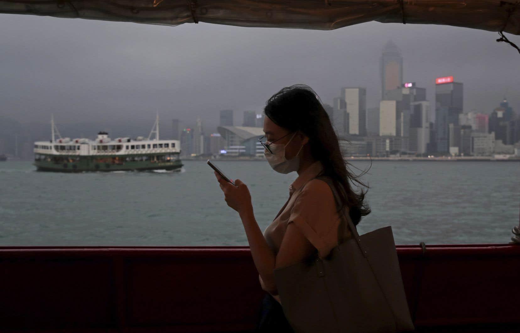 Les États-Unis dénoncent depuis plusieurs jours la loi controversée sur la sécurité nationale que Pékin veut imposer à Hong Kong.