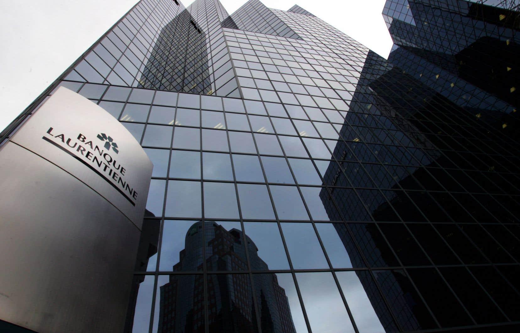La Banque Laurentienne a pris une décision qui n'avait pas été vue depuis presque trois décennies dans le secteur financier: sabrer son dividende.