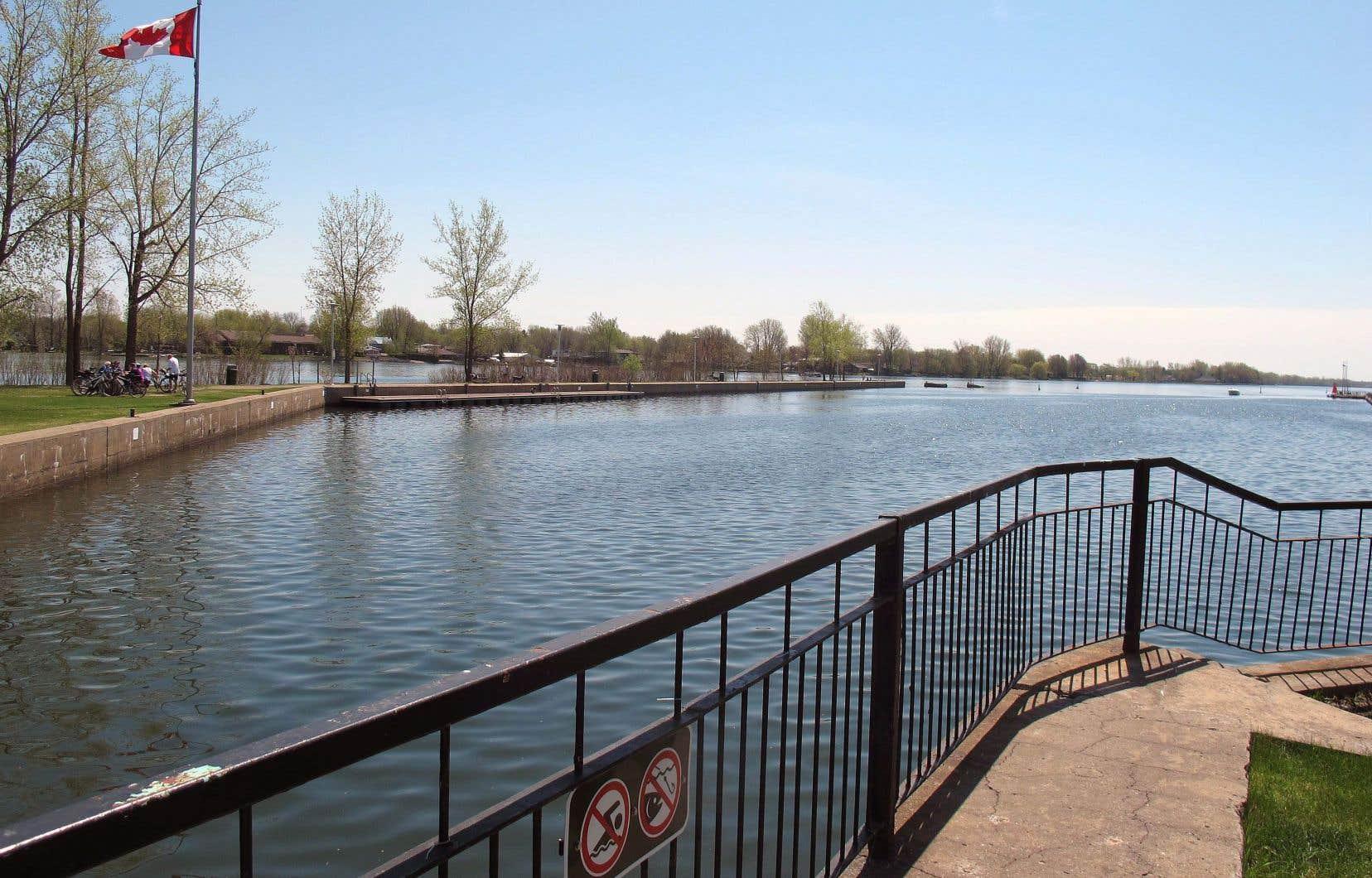 La rivière Richelieu fait partie des cours d'eau ciblés par la Fondation Rivières dans son étude.
