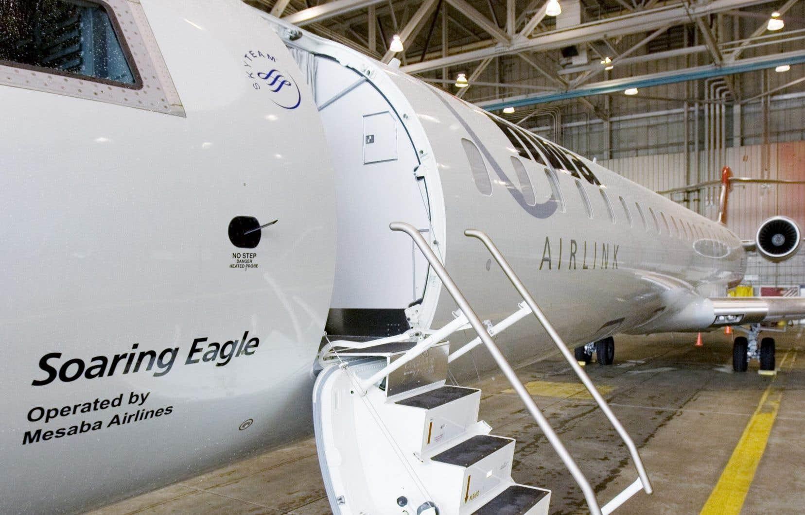 La cession du programme CRJ, qui n'est pas rentable depuis des années, marque le tout dernier virage du groupe montréalais pour sortir de l'aviation commerciale.