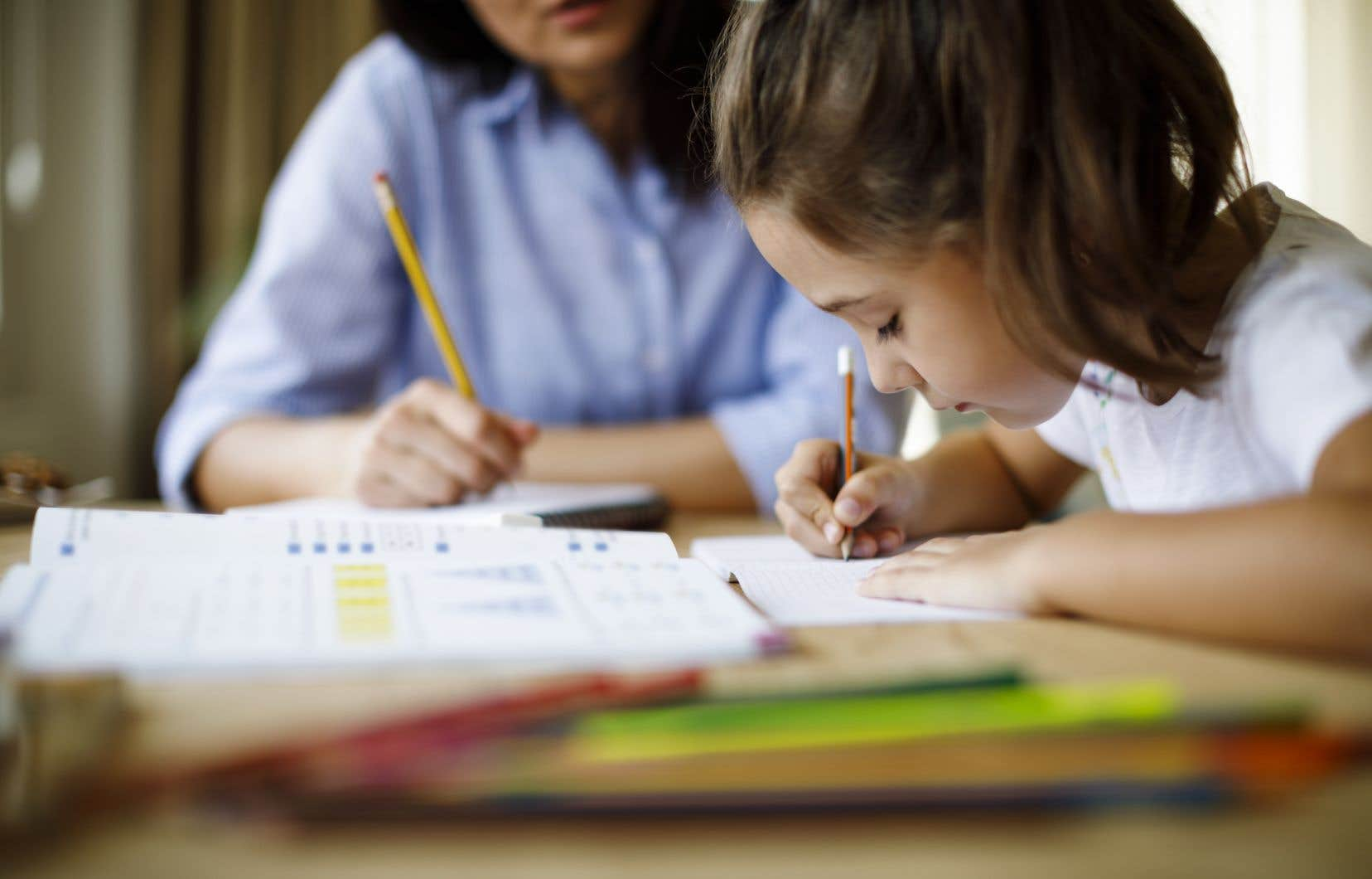 L'inscription se fera sur une base volontaire et les élèves ne seront pas évalués au terme de l'exercice, qui doit durer au minimum trois semaines.