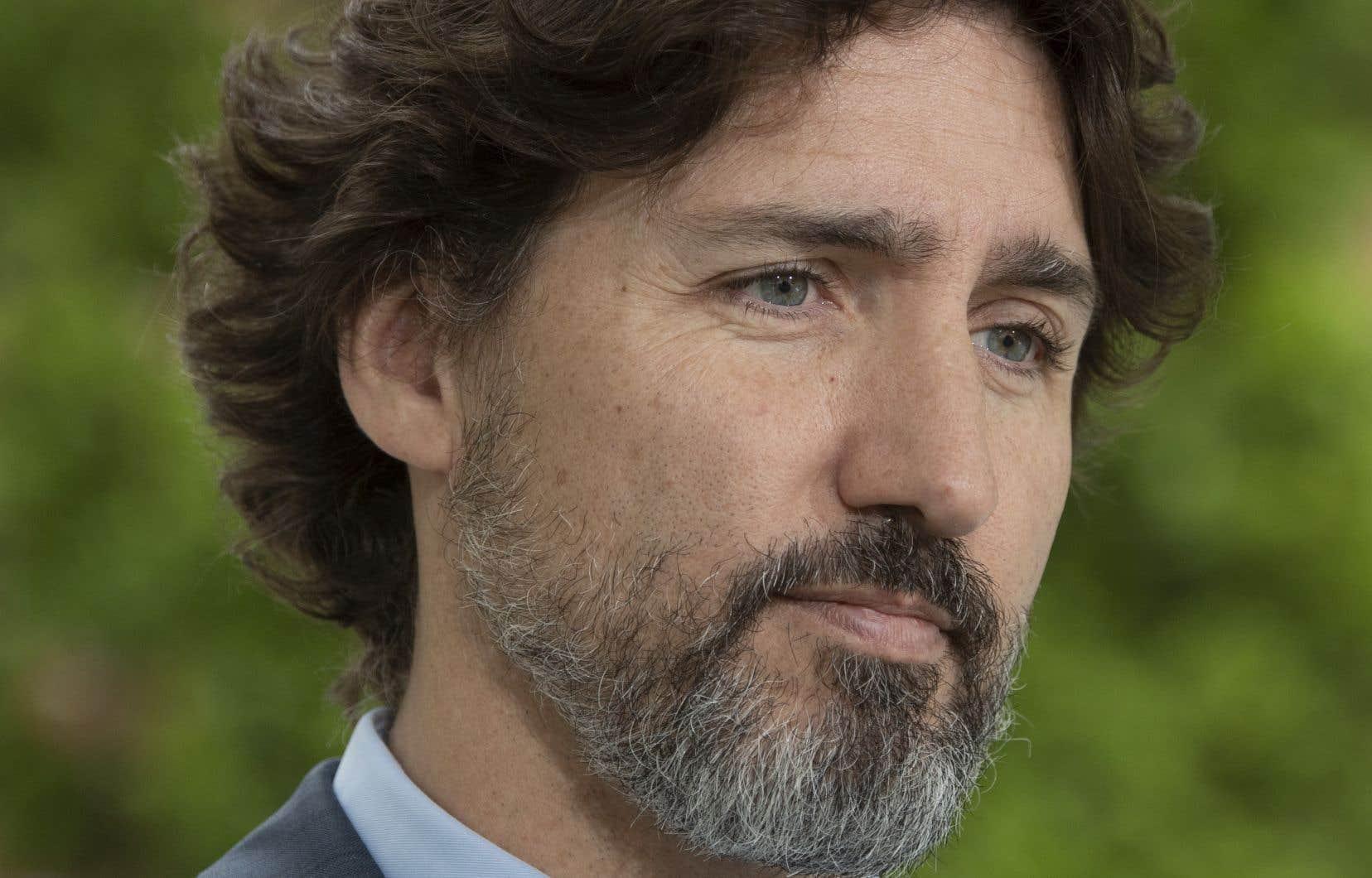 Le premier ministre du Canada, Justin Trudeau, se contente de condamner «les gestes unilatéraux» dans le conflit israélo-palestinien.