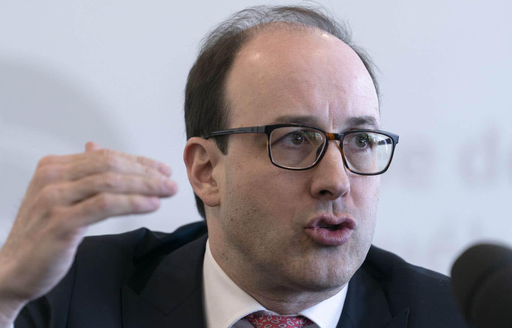 Le nouveau  président  et chef  de l'exploitation, Charles Émond, a reçu une  rémunération globale  de 2,78 millions en 2019.