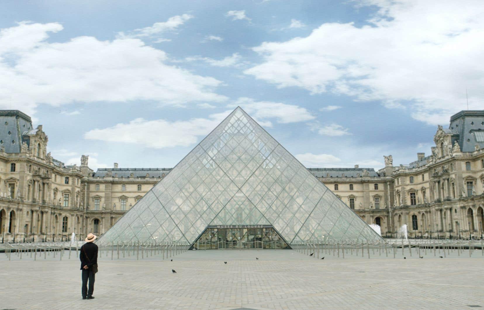 «C'est un film anti-ethnographique et anti-touristique, dit le cinéaste Elia Suleiman. Plutôt une œuvre critique avec une distance. J'ai voulu vider Paris pour montrer ce qui ne marche pas. Quand tu vides la place, tu poses un regard neuf sur sa beauté.»