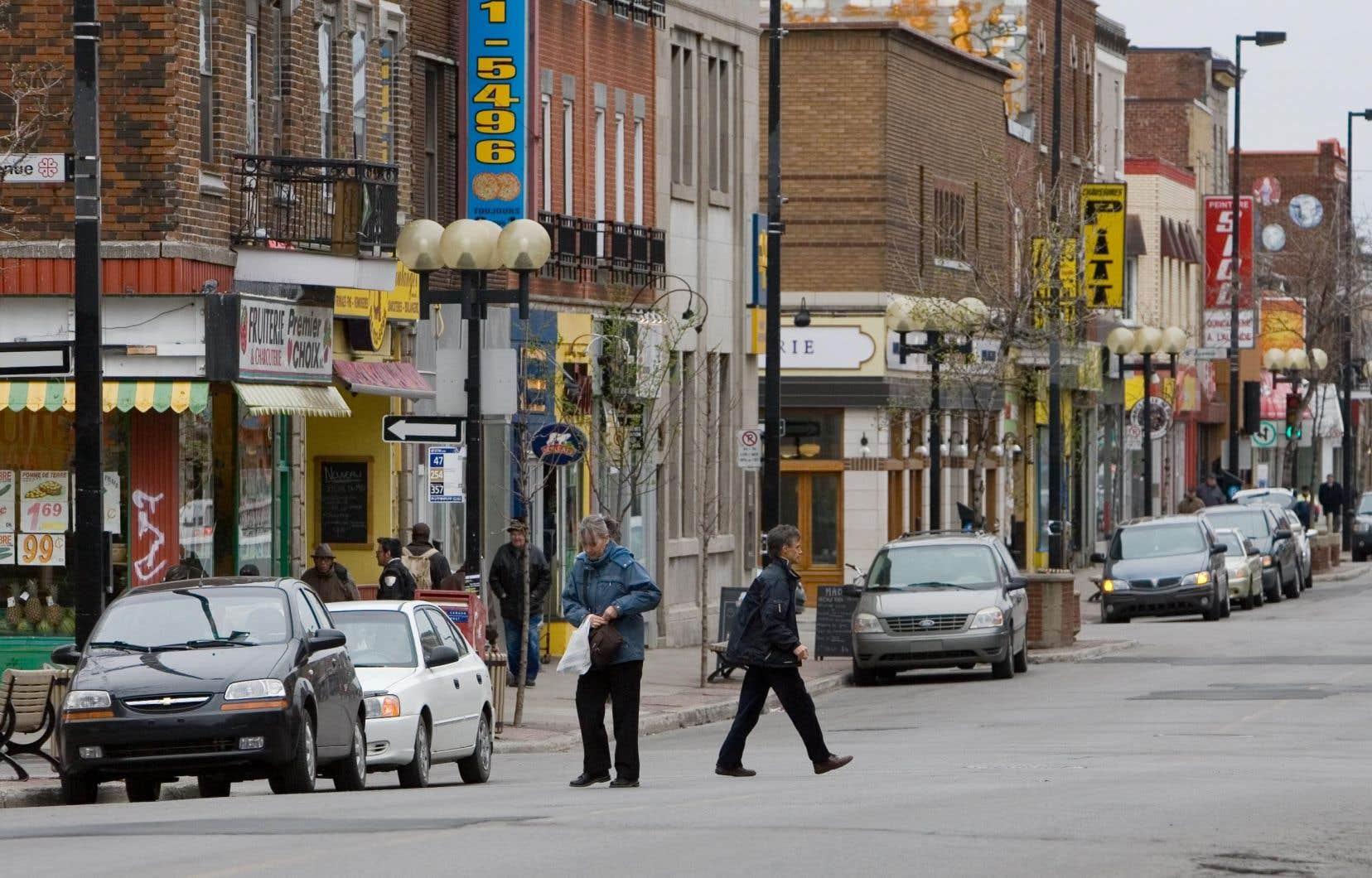 La rue Masson ne sera pas fermée à la circulation automobile en raison de nouvelles directives de la Santé publique, selon l'arrondissement de Rosemont-La Petite-Patrie.